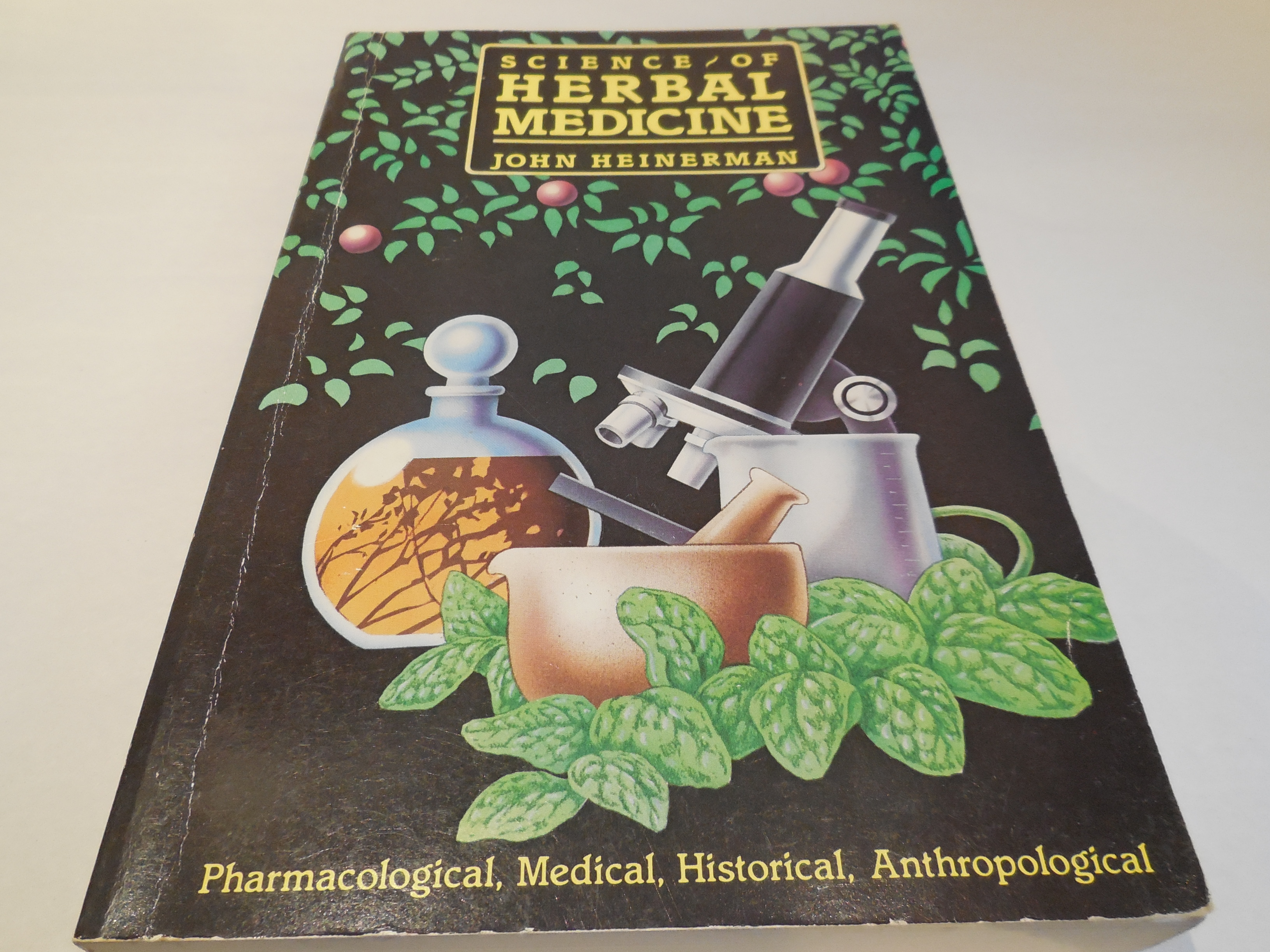 Image for Science of Herbal Medicine