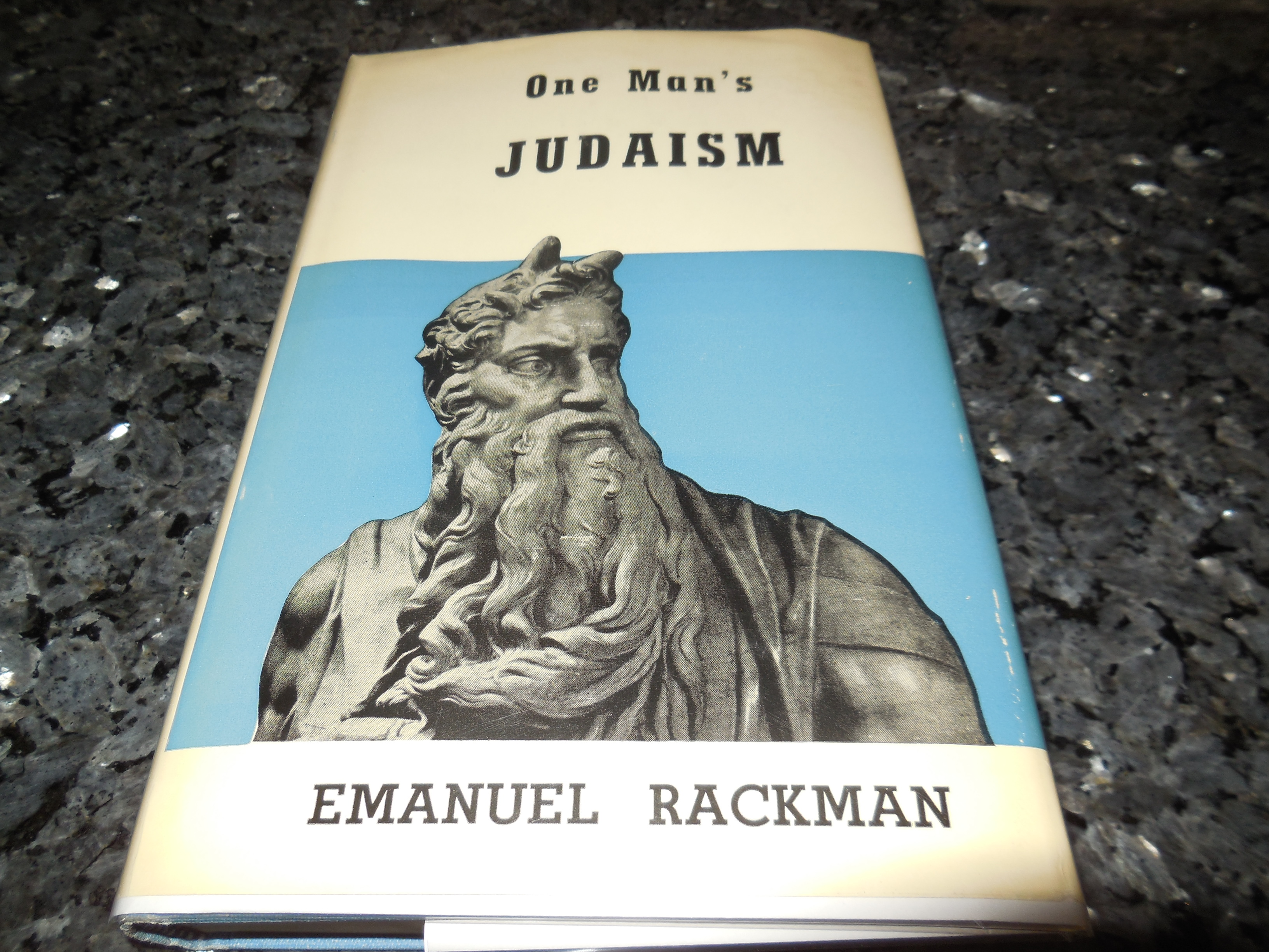 Image for One Man's Judaism