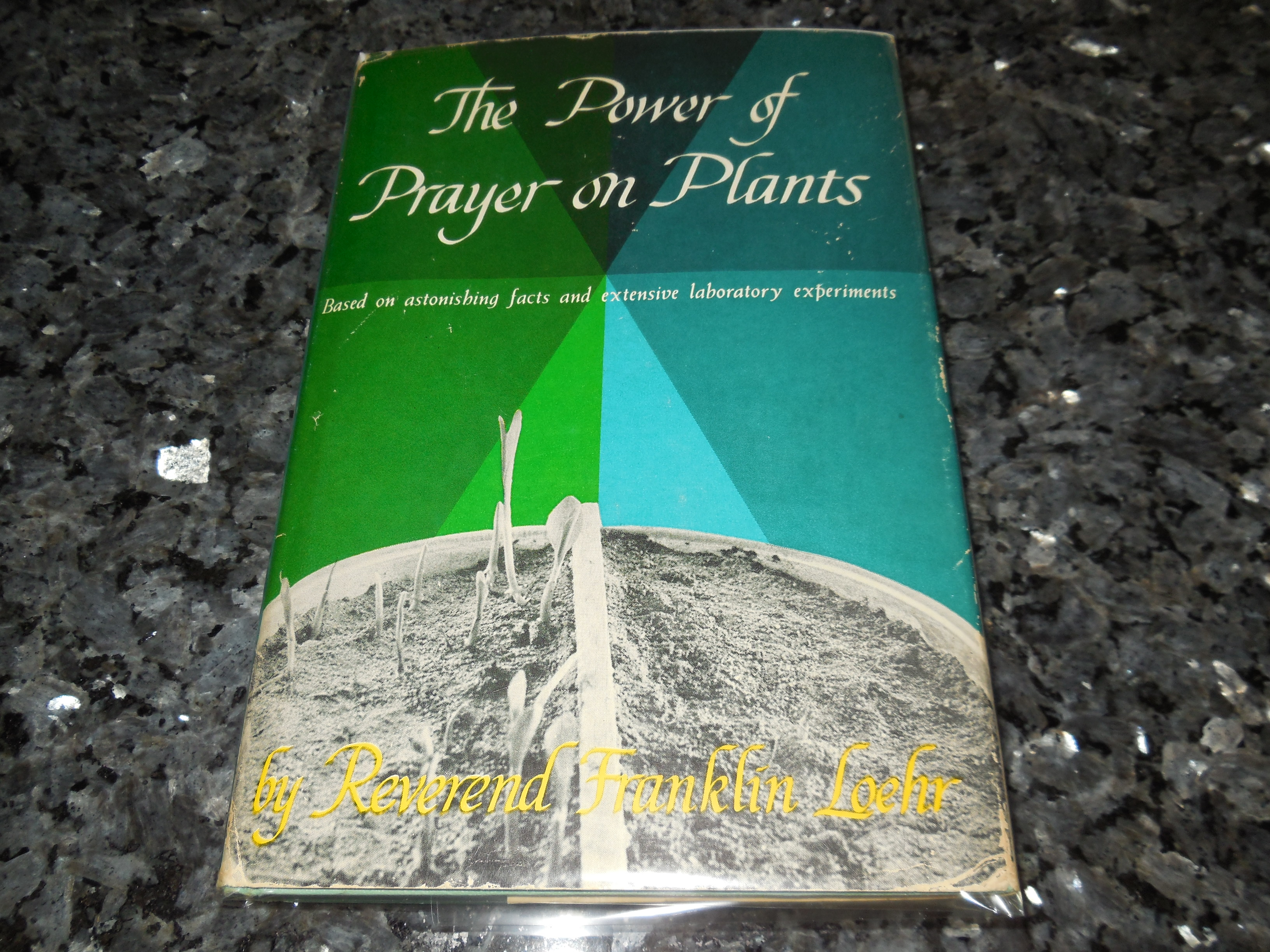 Image for The Power of Prayer on Plants