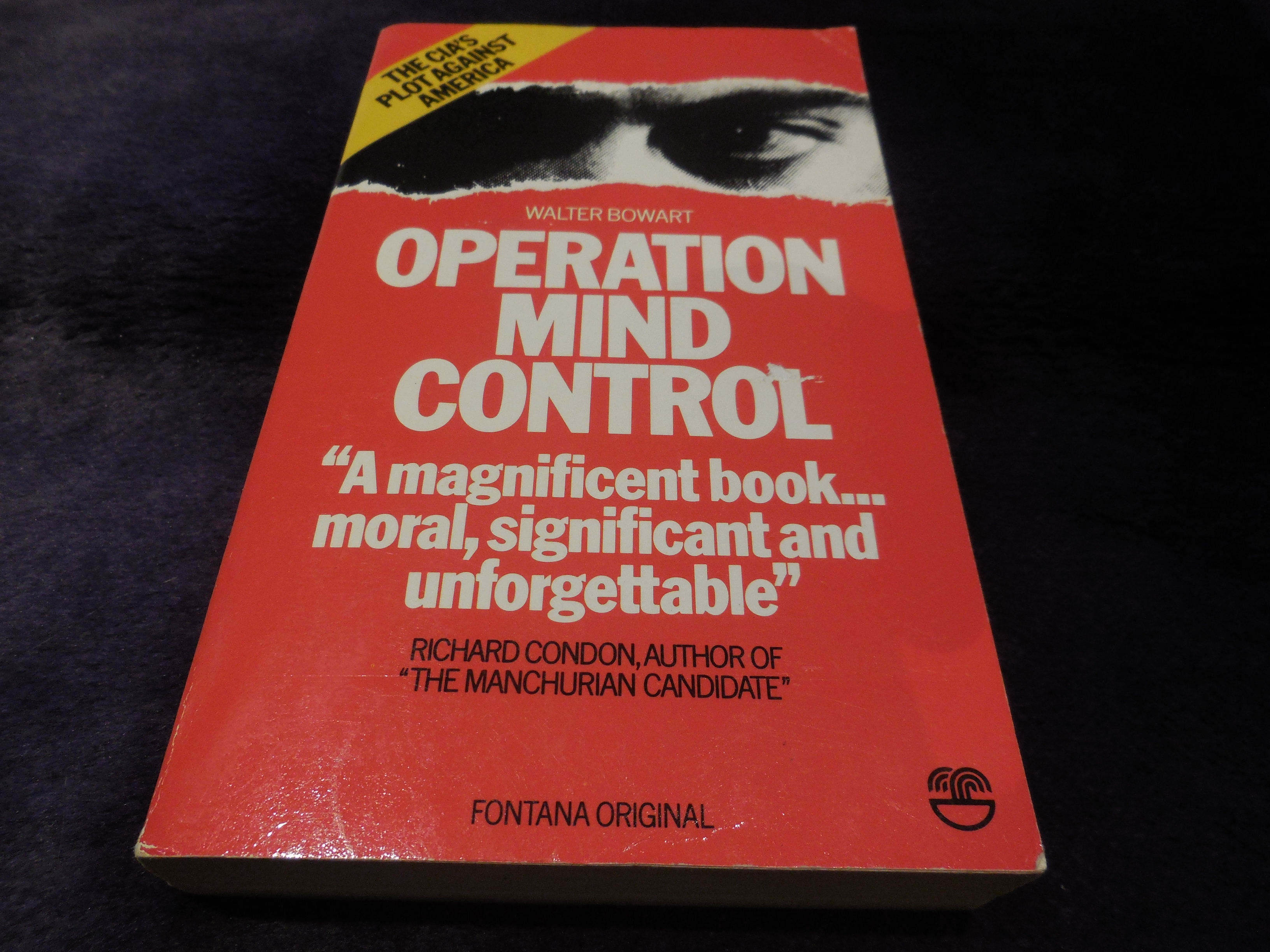 Image for Operations Mind Control