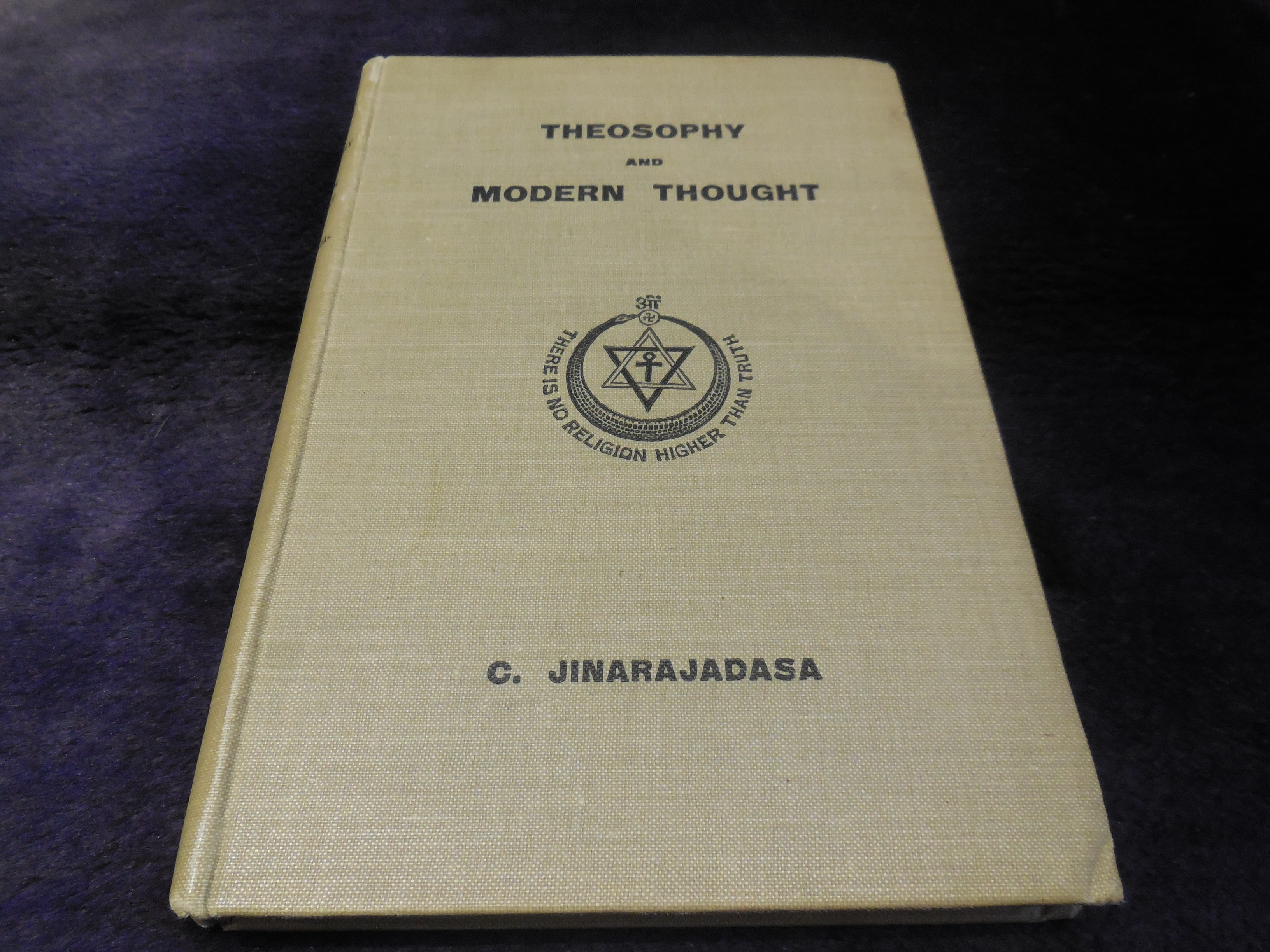 Image for Theosophy and Modern Thought