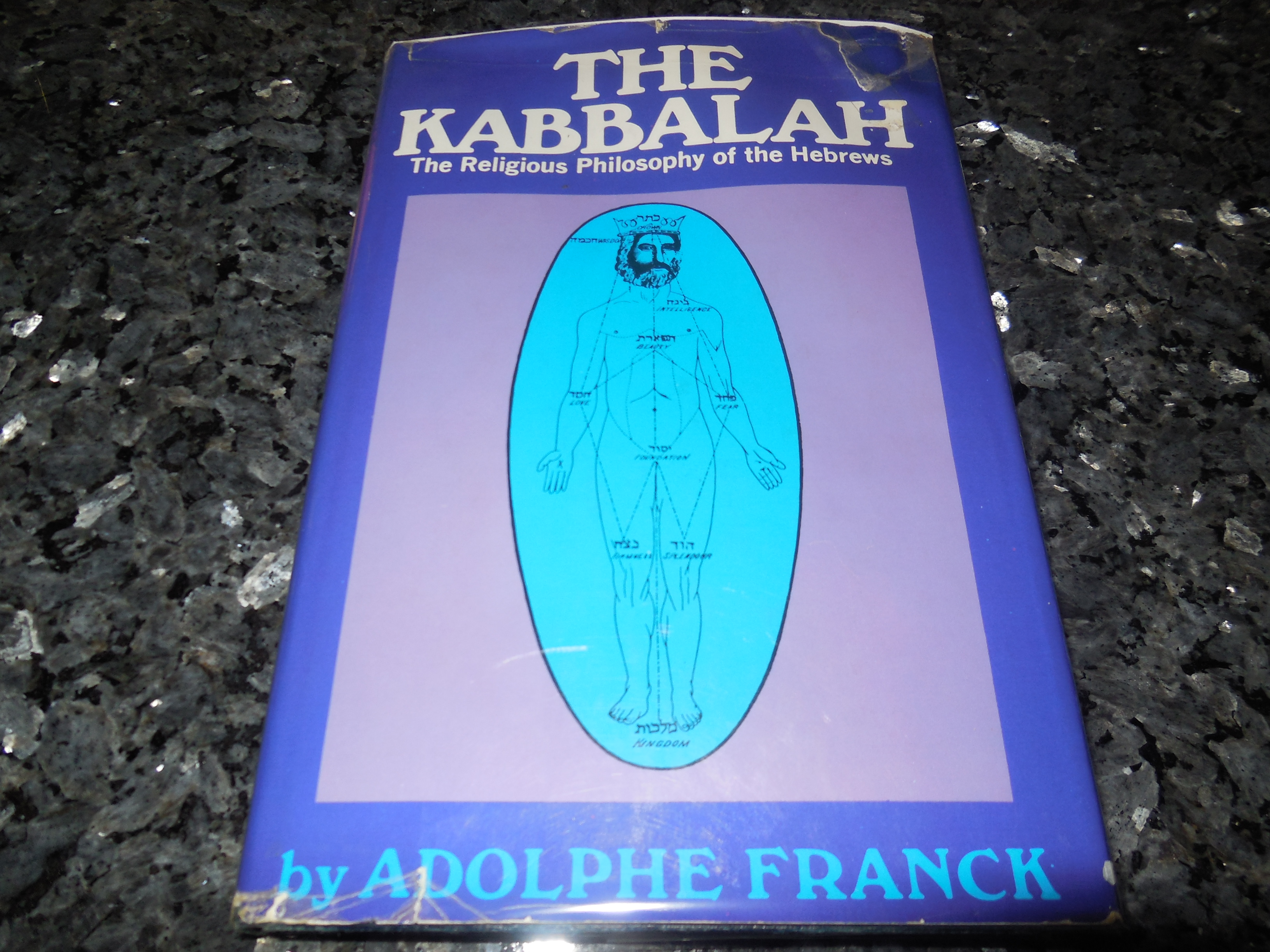 Image for The Kabbalah - The Religious Philosophy of the Hebrews