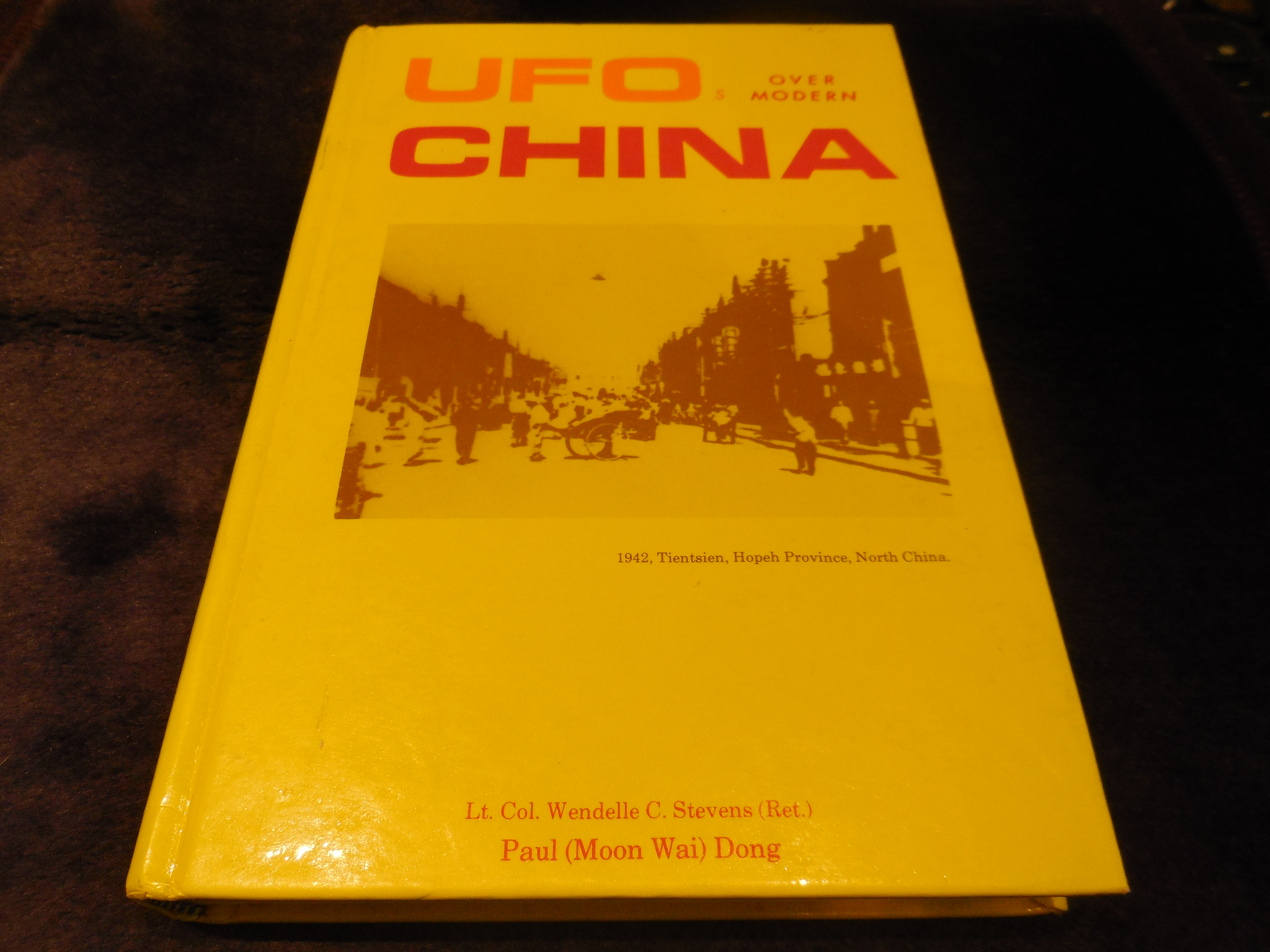 Image for UFO's Over Modern China