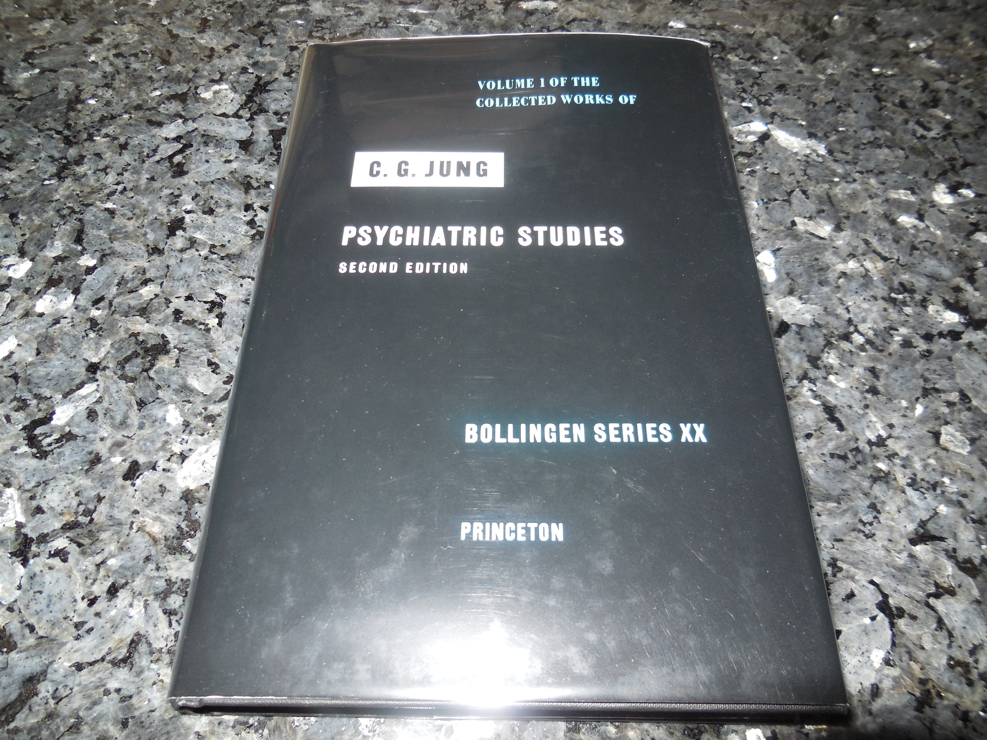 Image for Psychiatric Studies (The Collected Works of C.G. Jung, Vol. 1)