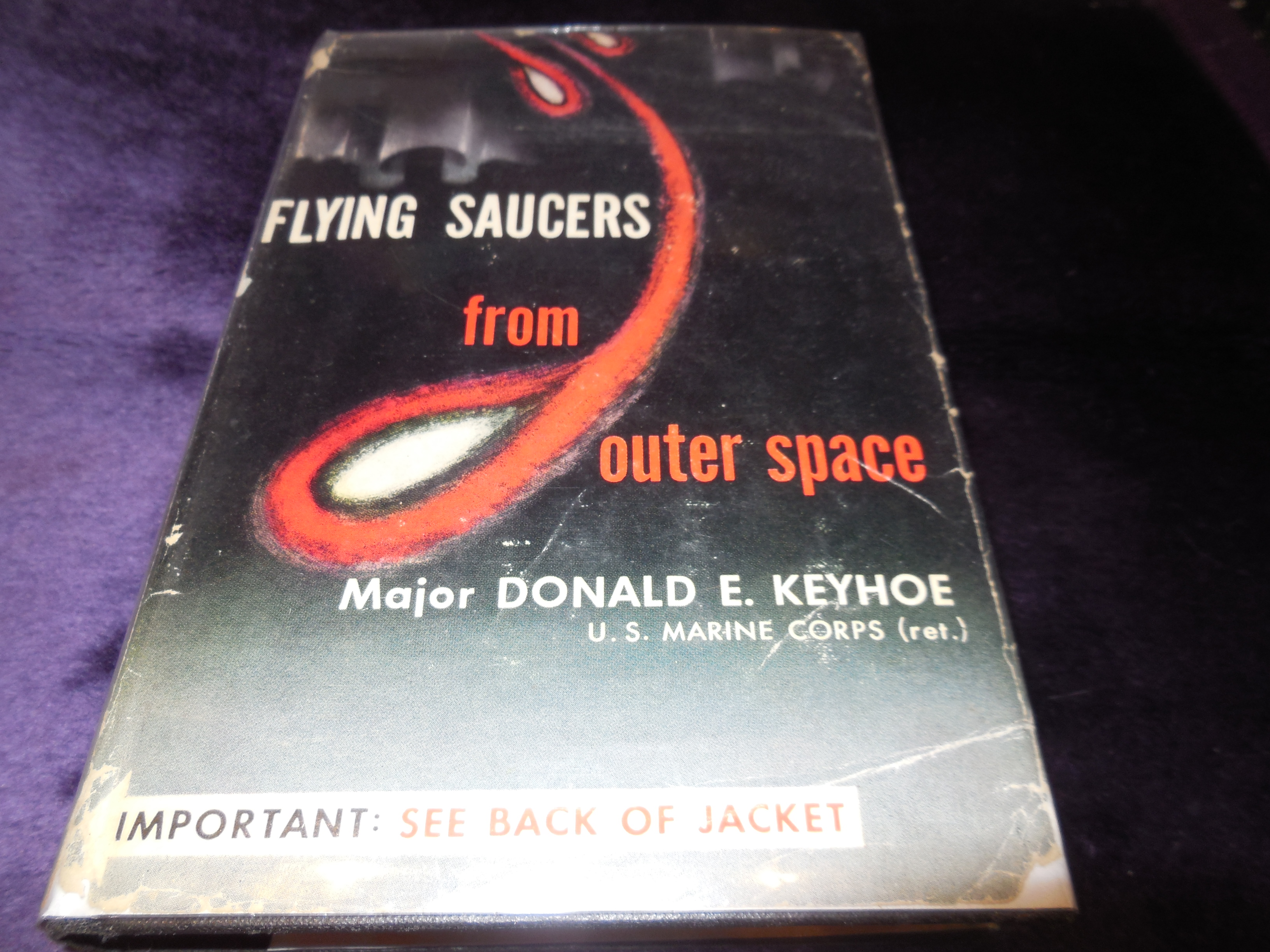 Image for Flying Saucers from Outer Space
