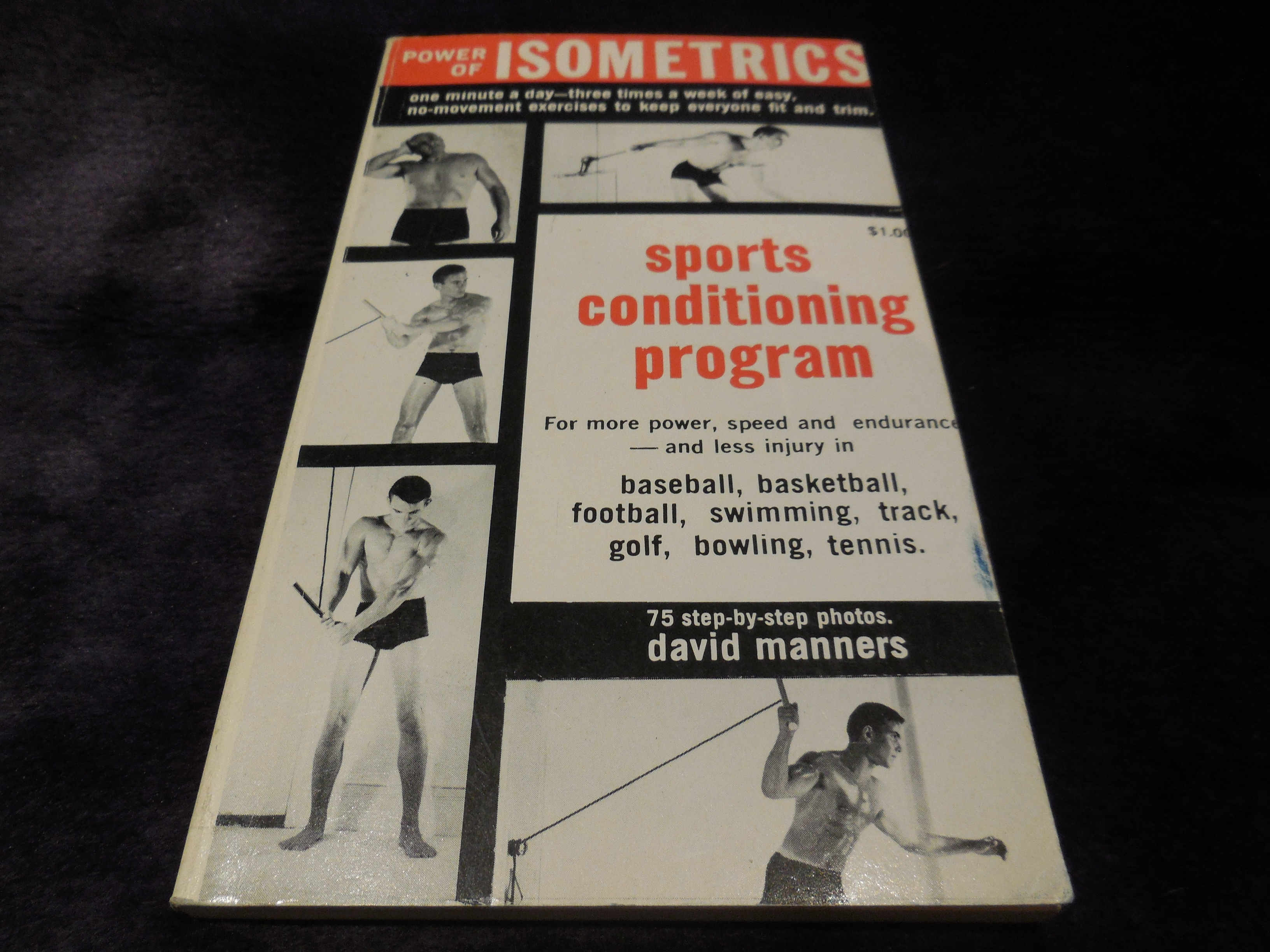 Image for Power of Isometrics Sports   Conditioning Program