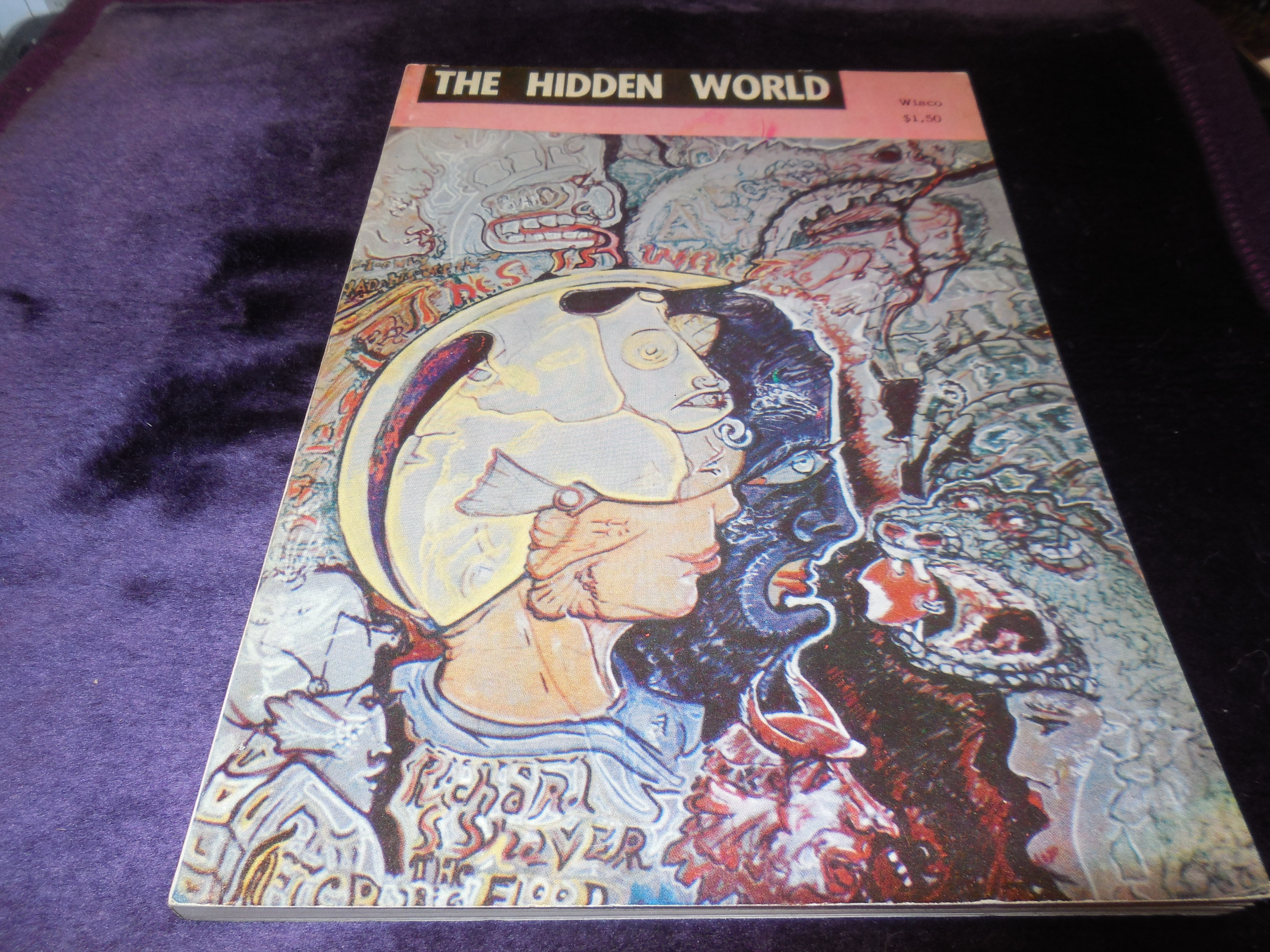 Image for The Hidden World, Fall 1962, Issue No. A-7