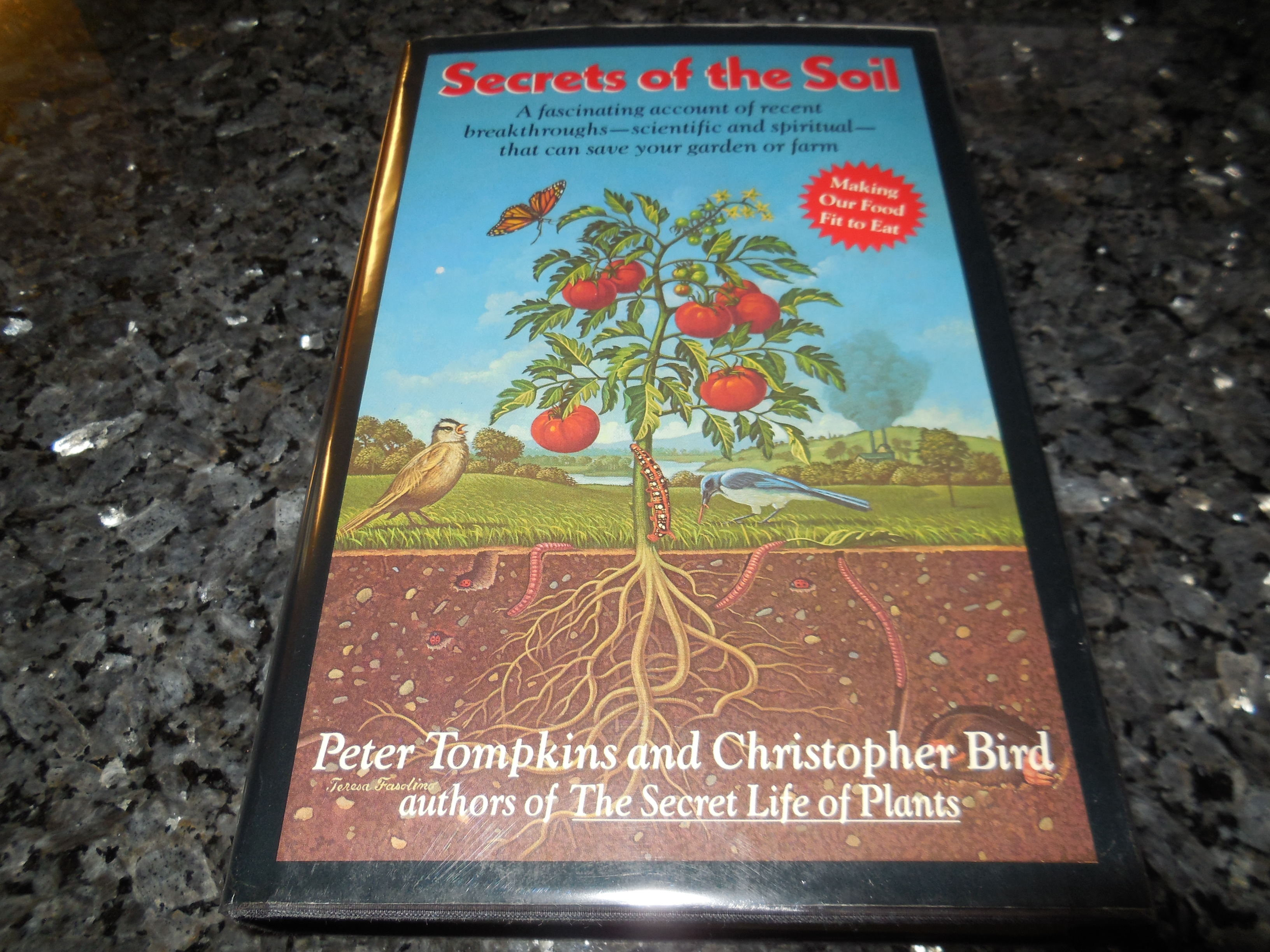 Image for Secrets of the Soil: A Fascinating Account of Recent Breakthroughs- Scientific and Spiritual- That Can Save Your Garden or Farm