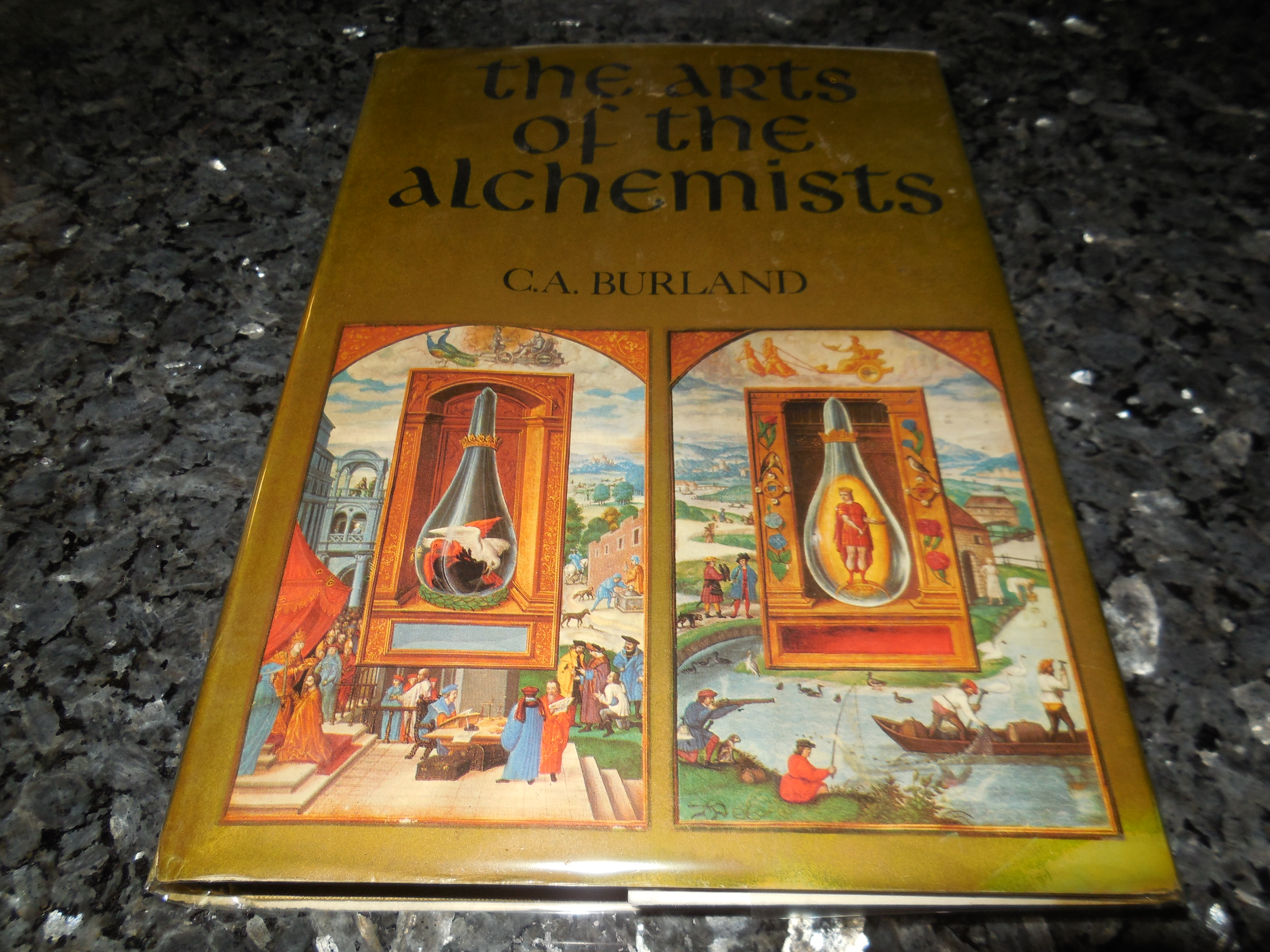 Image for The Arts of the Alchemists