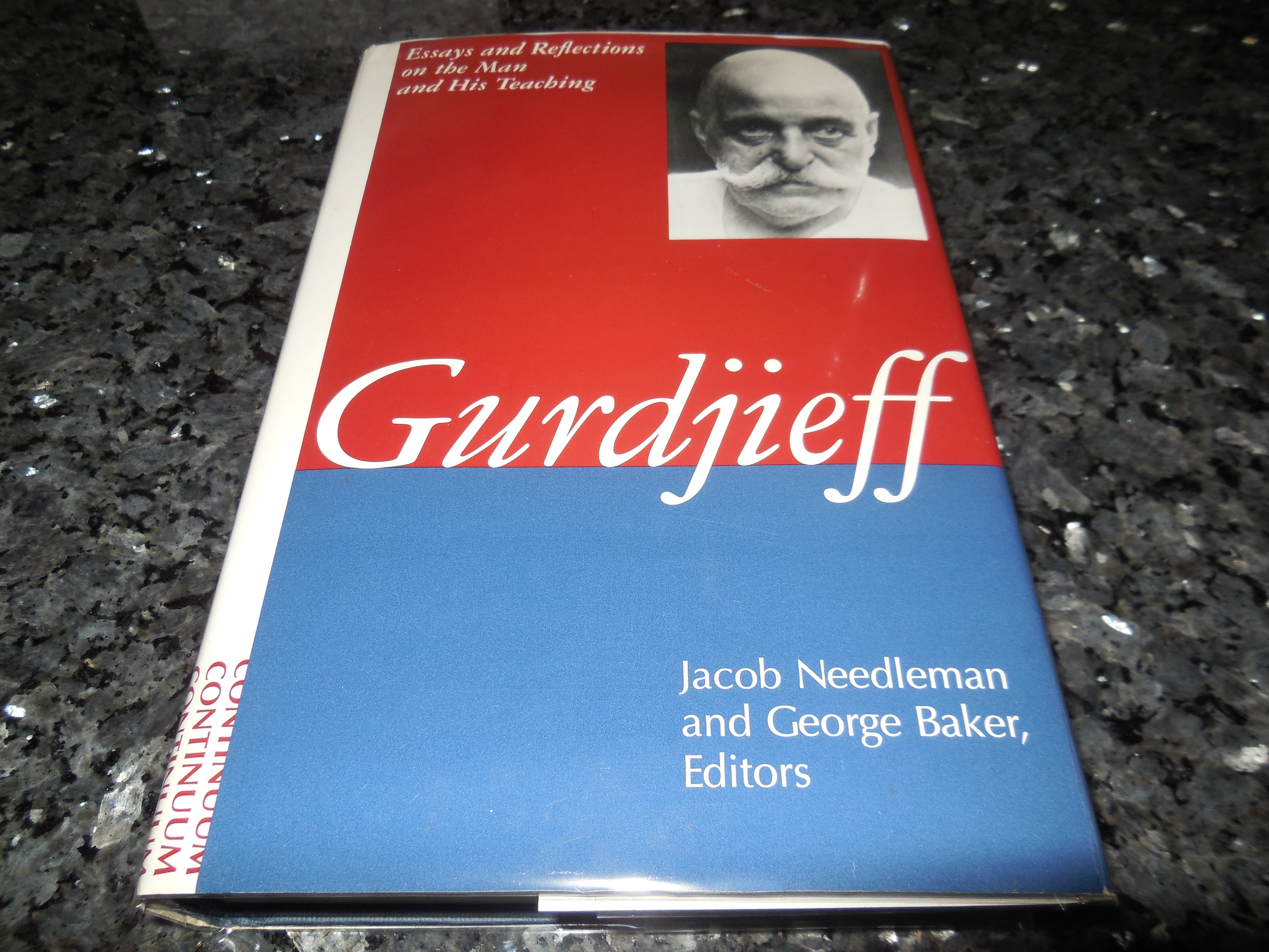 Image for Gurdjieff: Essays and Reflections on the Man and His Teaching