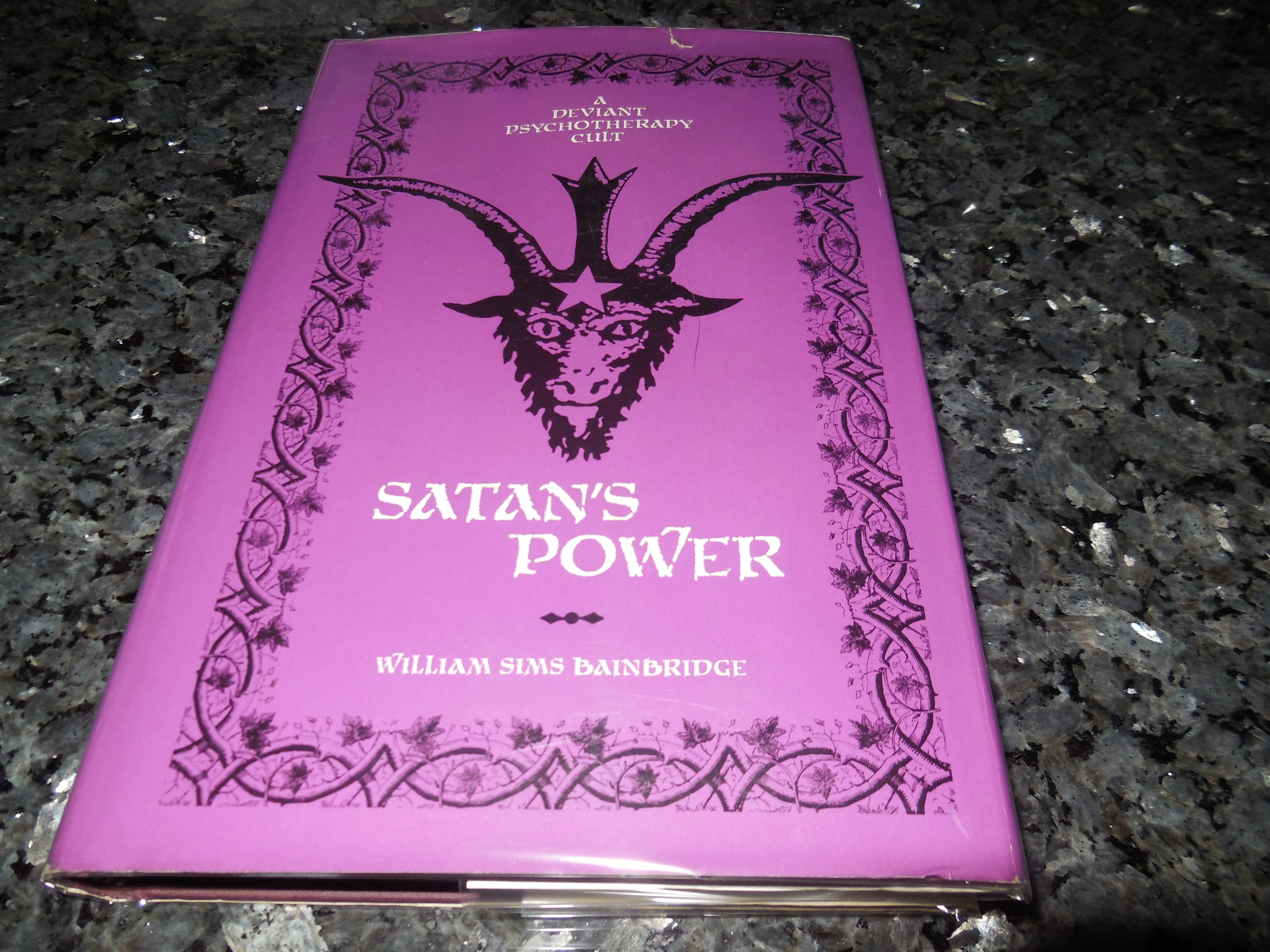 Image for Satan's Power: A Deviant Psychotherapy Cult