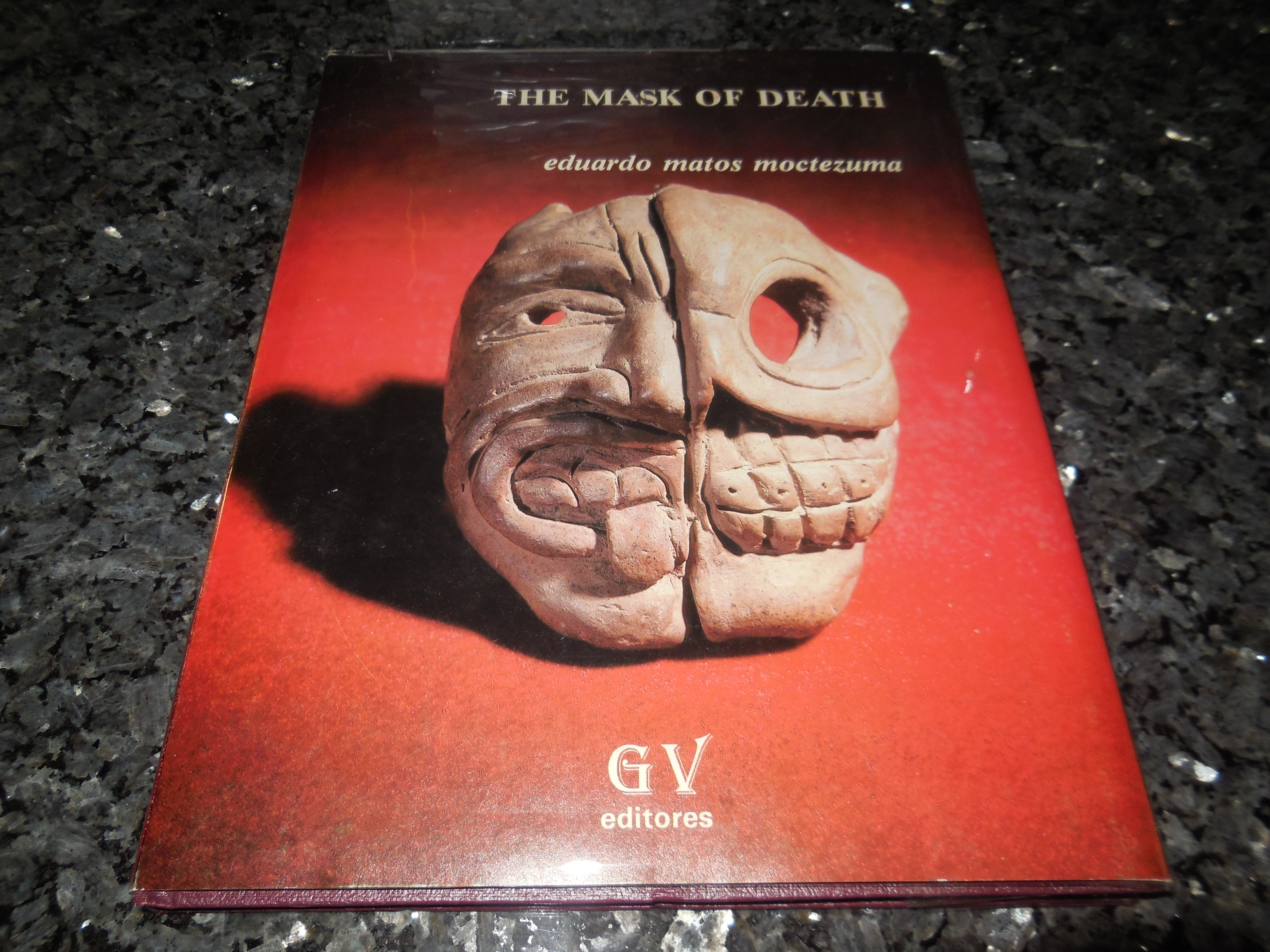 Image for The Mask of Death in Prehistoric Mexico