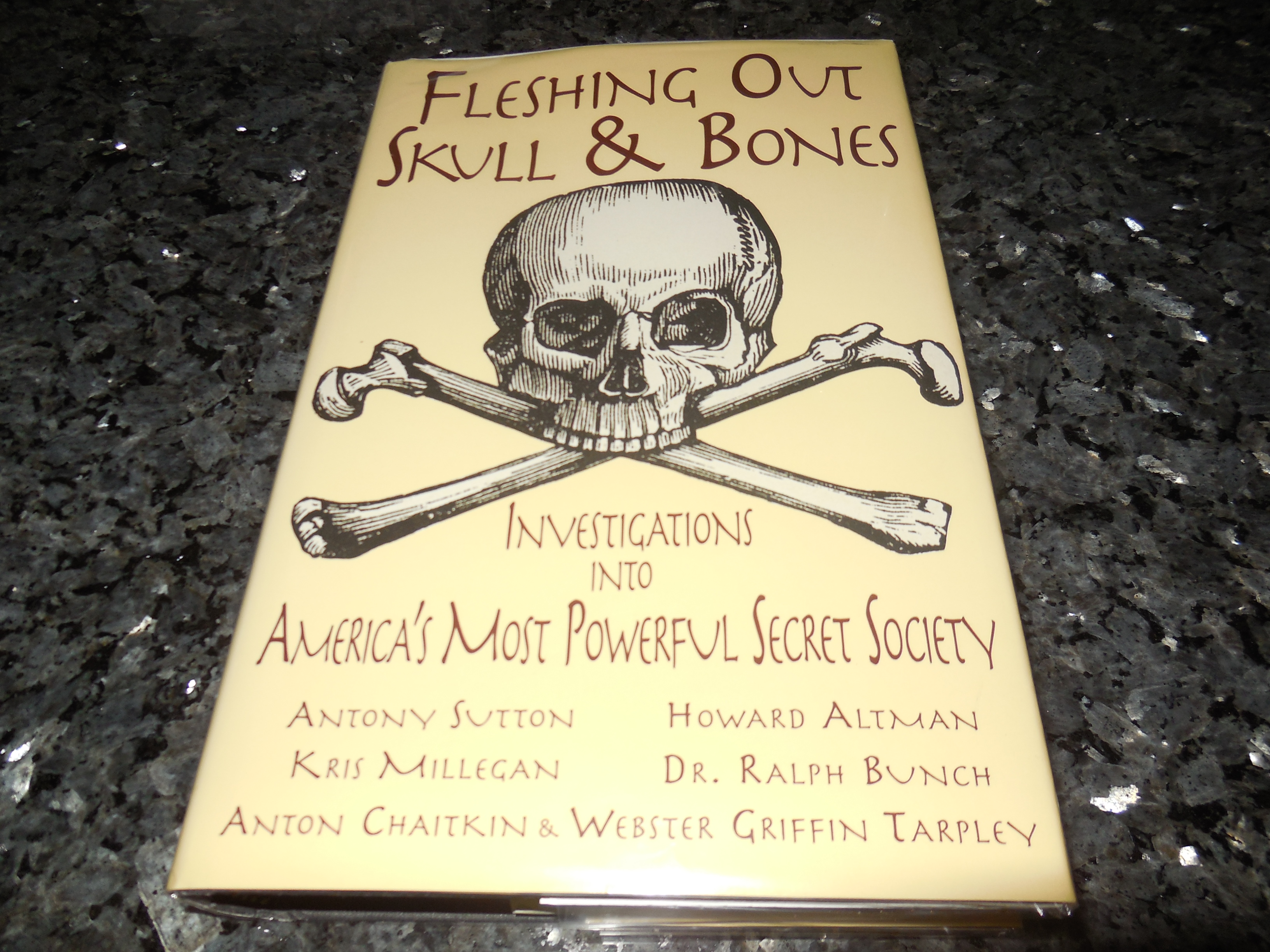 Image for Fleshing Out Skull & Bones: Investigations into America's Most Powerful Secret Society