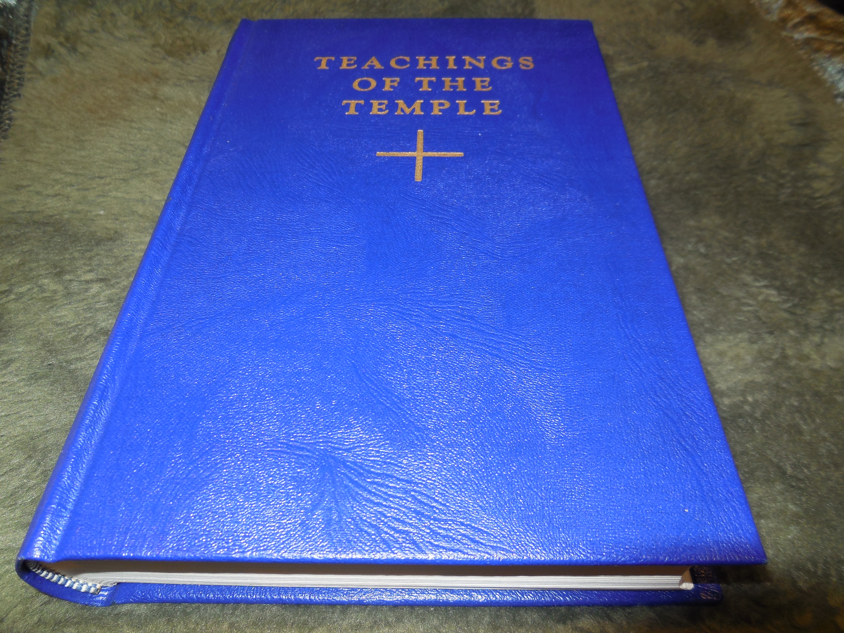 Image for Teachings of the Temple