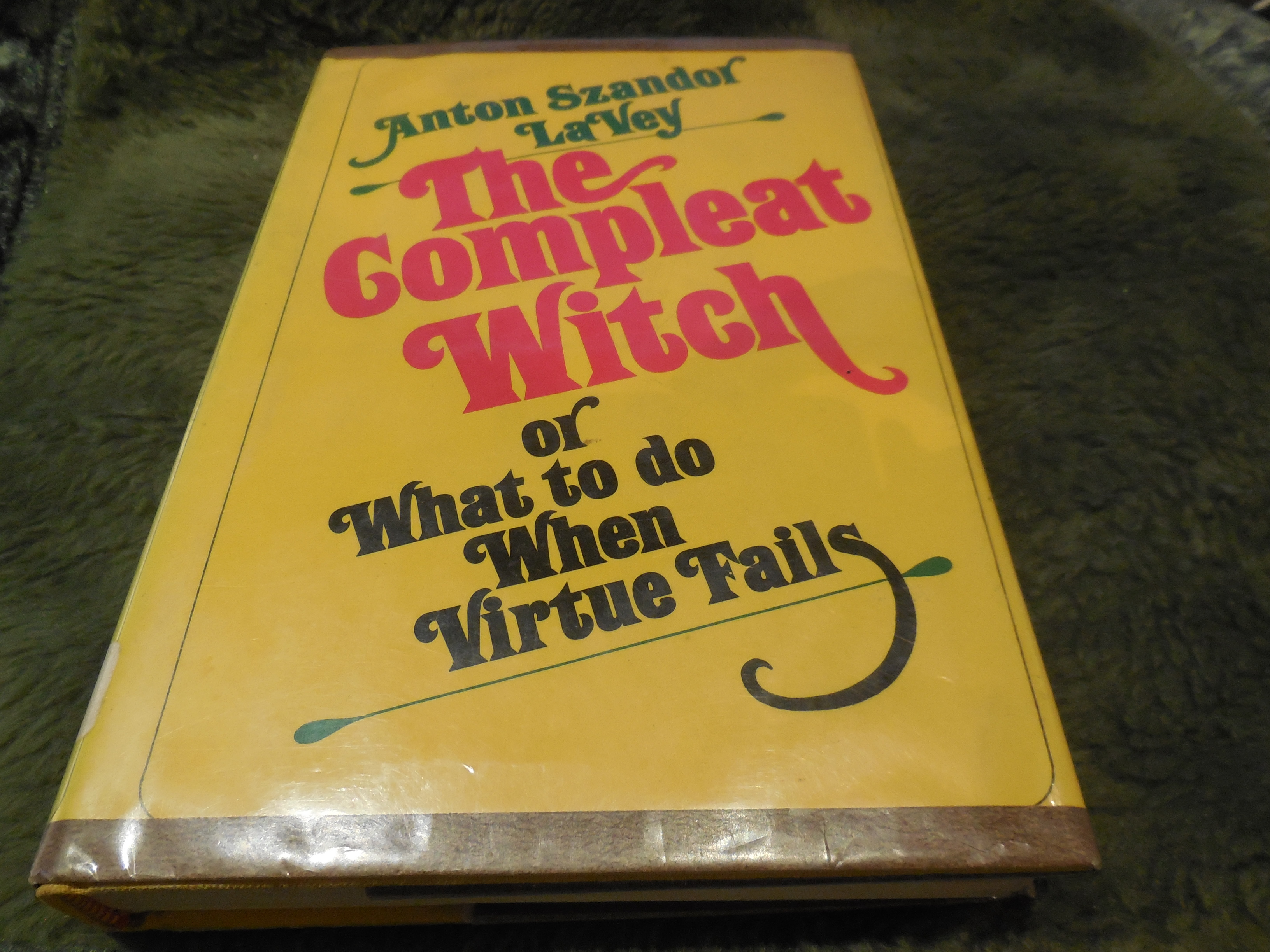 Image for The Compleat Witch or What to do When Virtue Fails