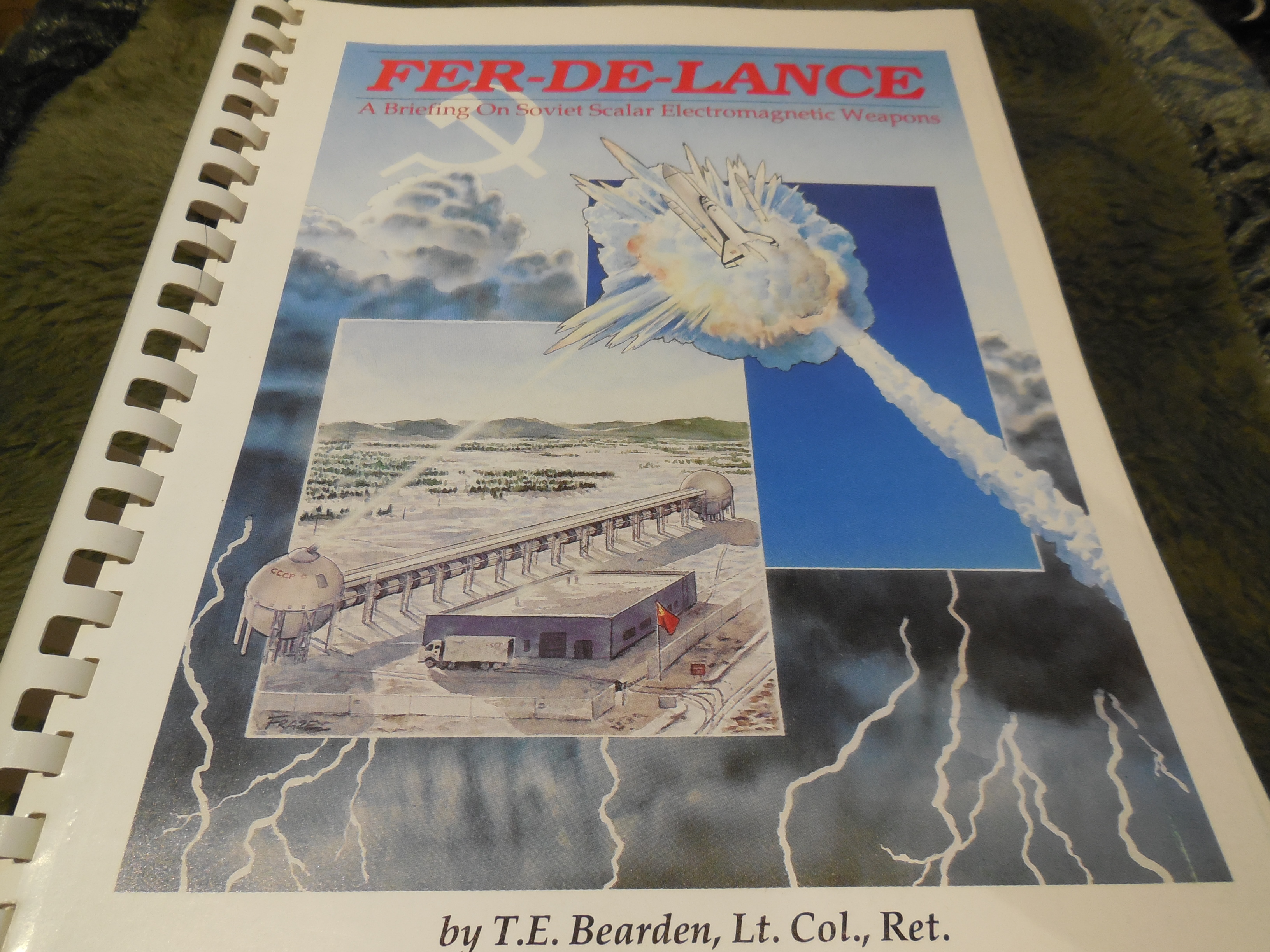 Image for Fer De Lance: A Briefing on Soviet Scalar Electromagnetic Weapons