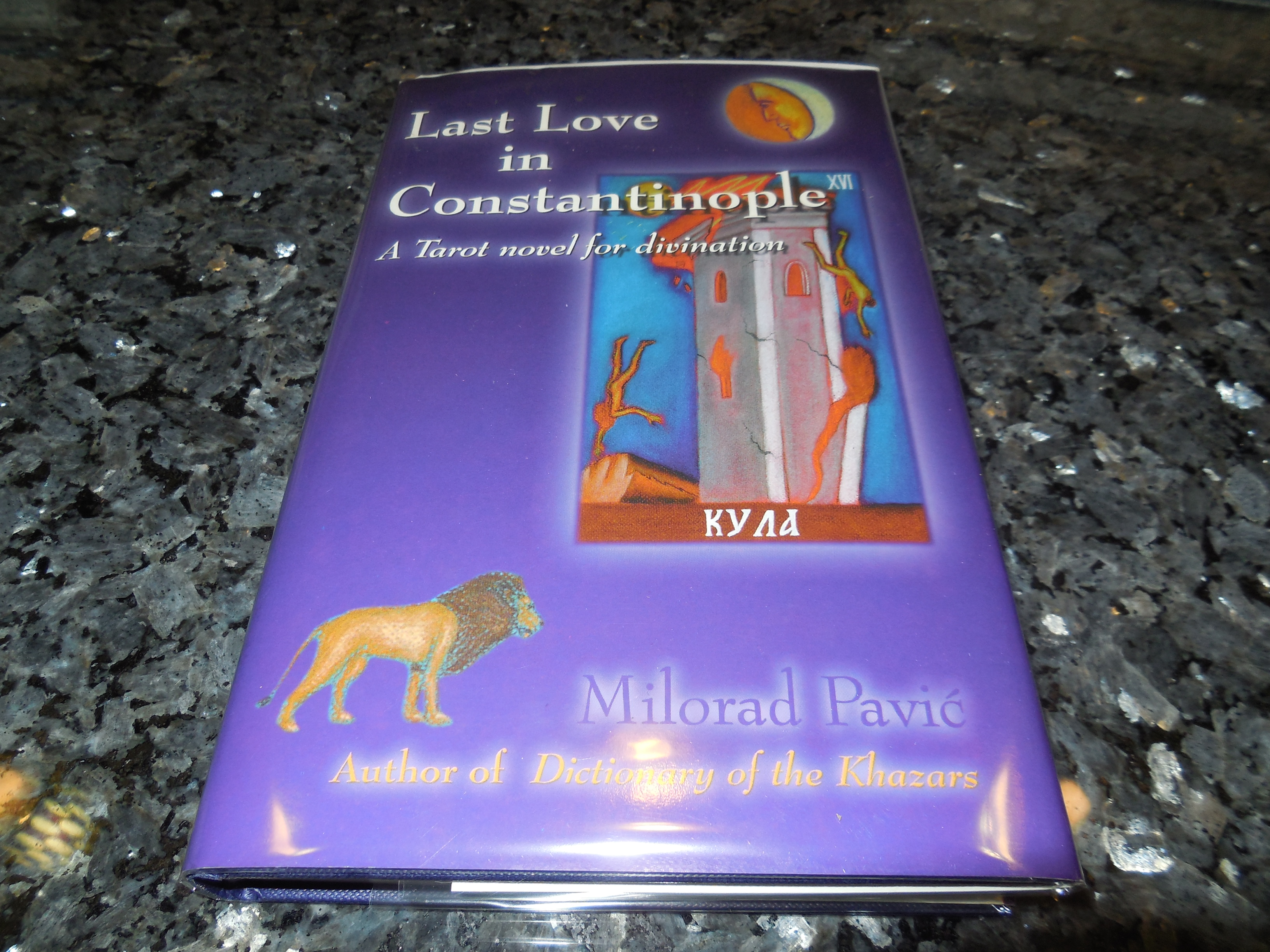 Image for Last Love in Constantinople: A Tarot Novel for Divination