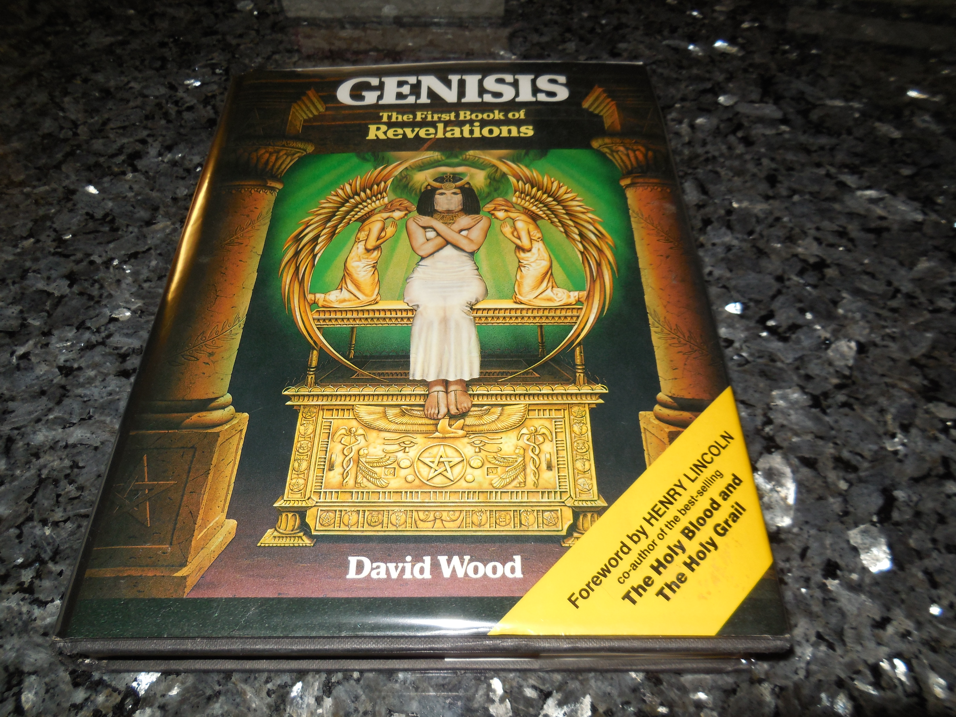 Image for GENISIS: The First Book of Revelations