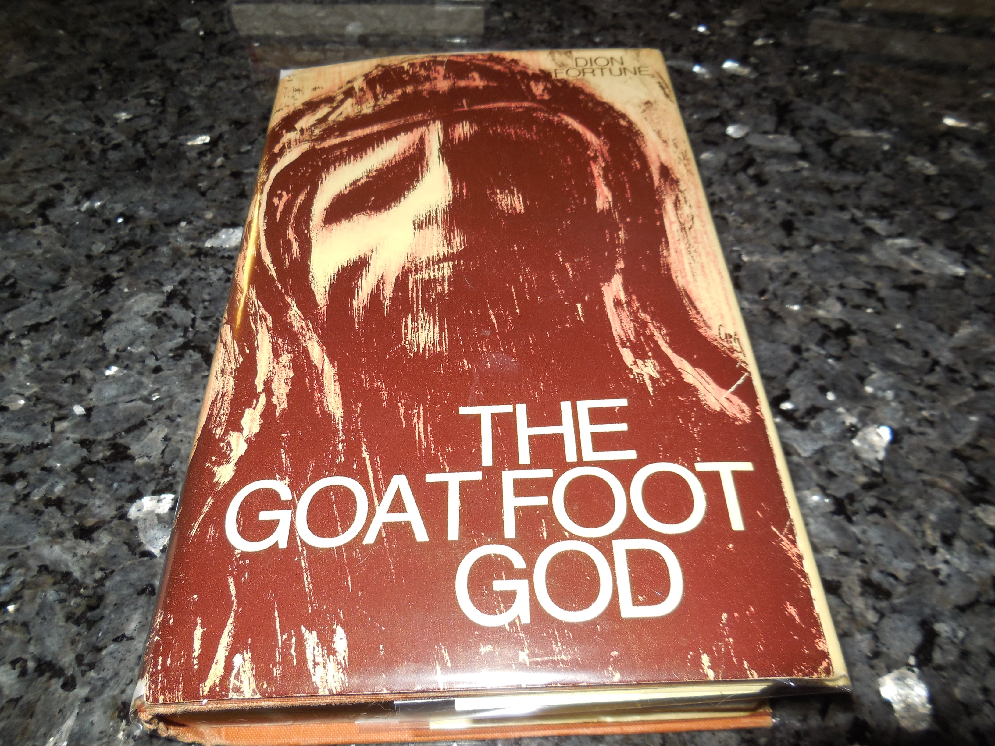 Image for Goat-Foot God