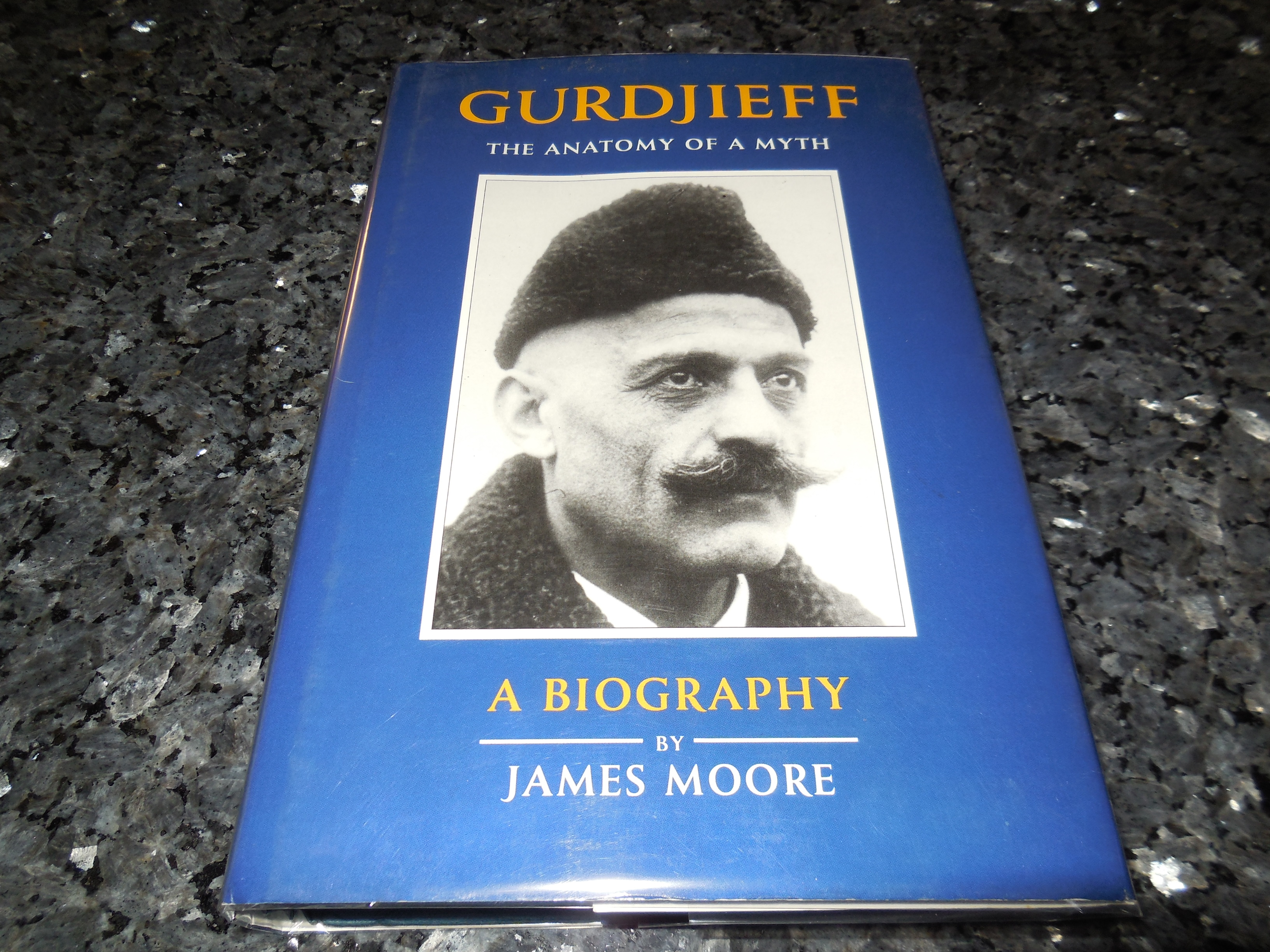 Image for Gurdjieff: A Biography : The Anatomy of a Myth