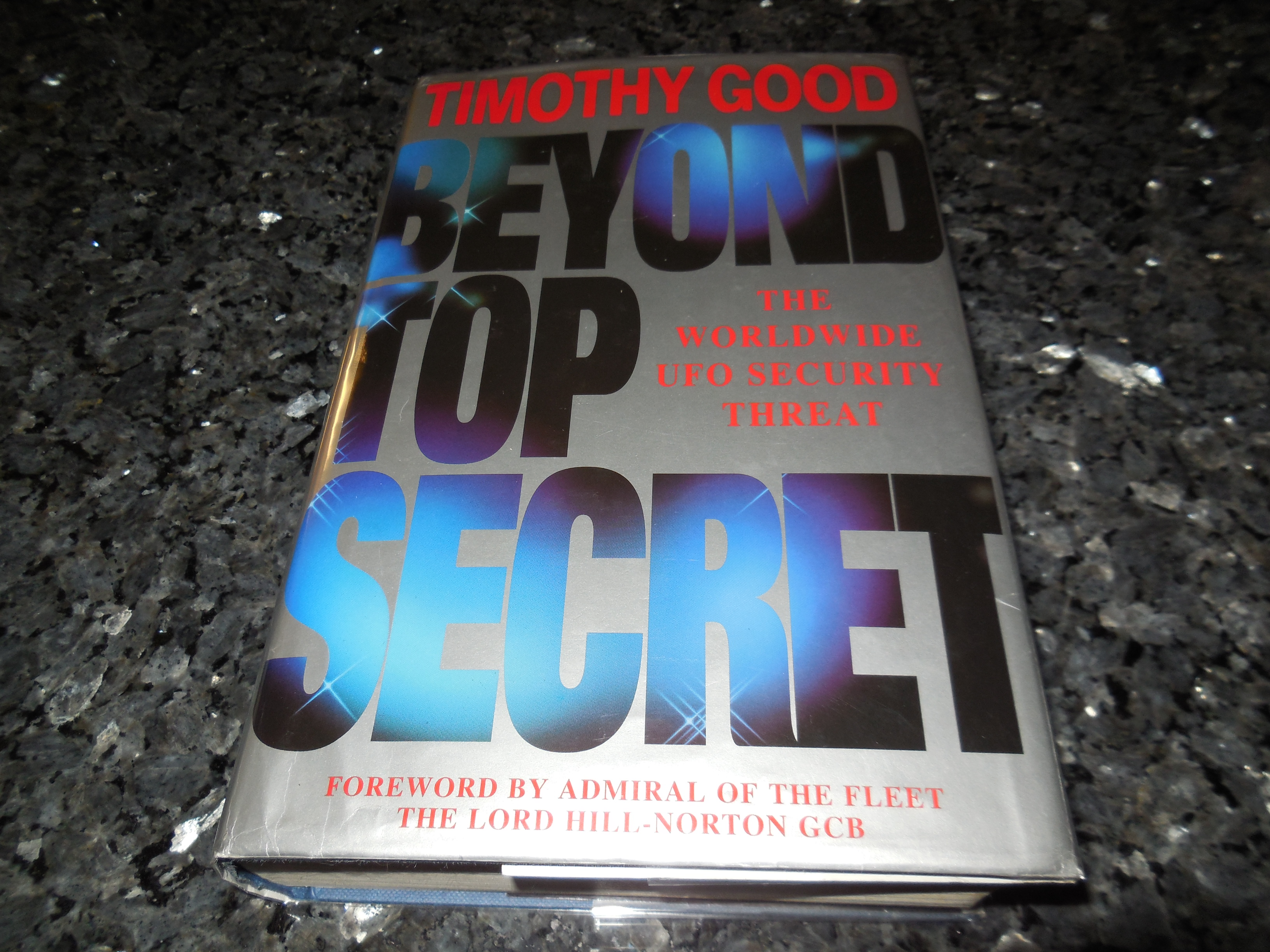 Image for Beyond Top Secret - The  Worldwide UFO Secret Threat