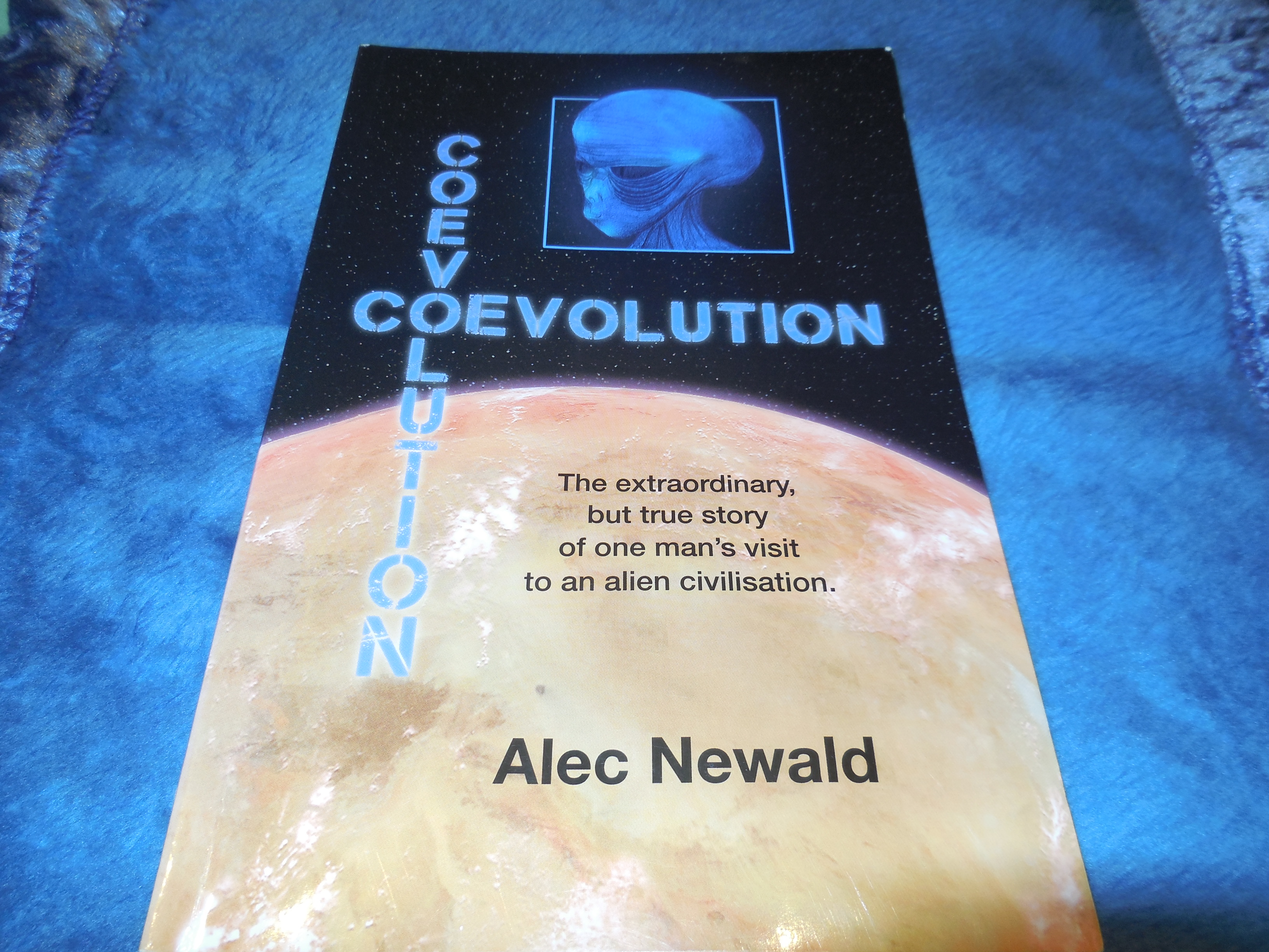 Image for CoEvolution - The Extraordinary but True Story of One Man's Visit to an Alien Civilisation