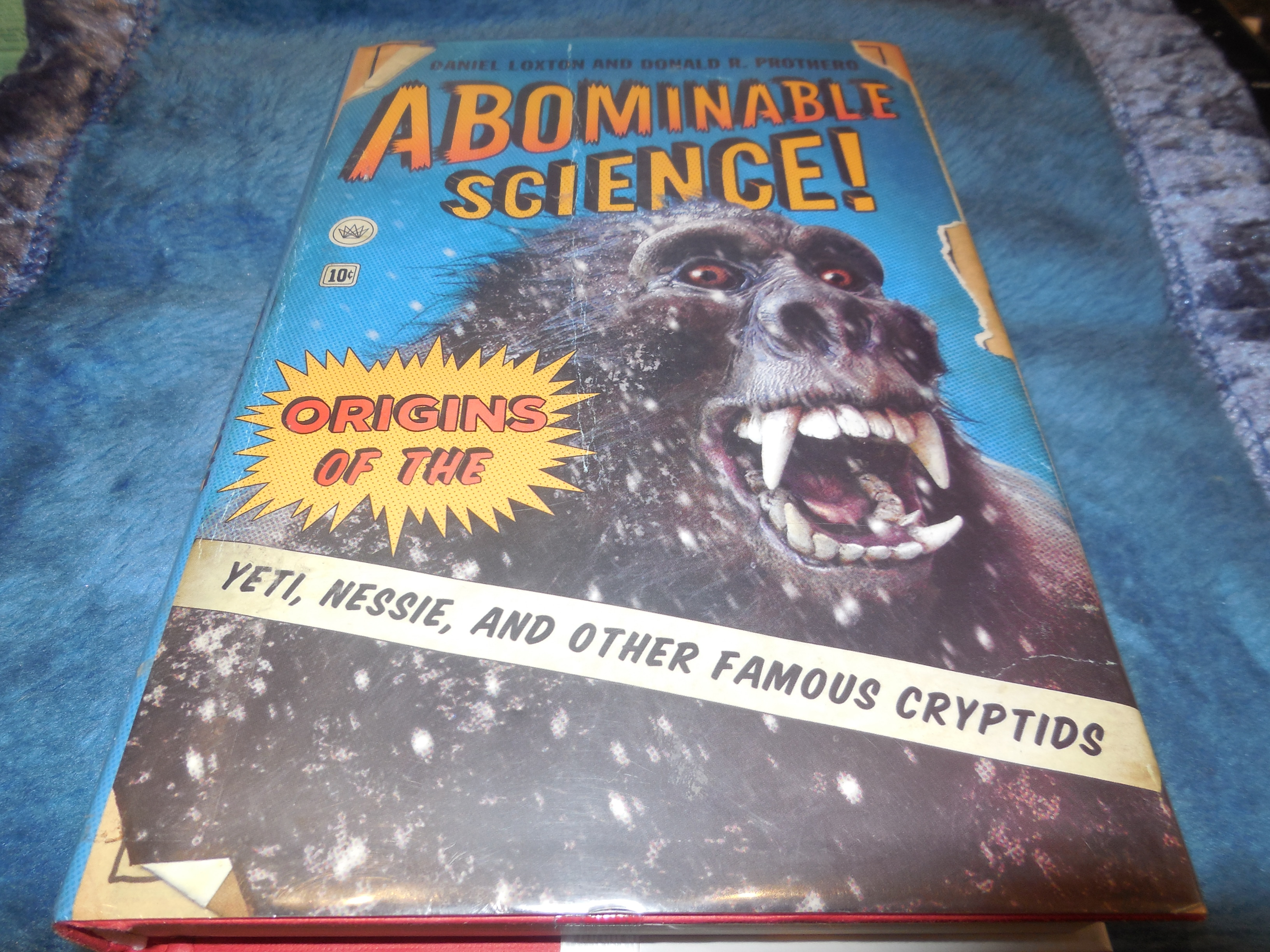 Image for Abominable Science!: Origins of the Yeti, Nessie, and Other Famous Cryptids