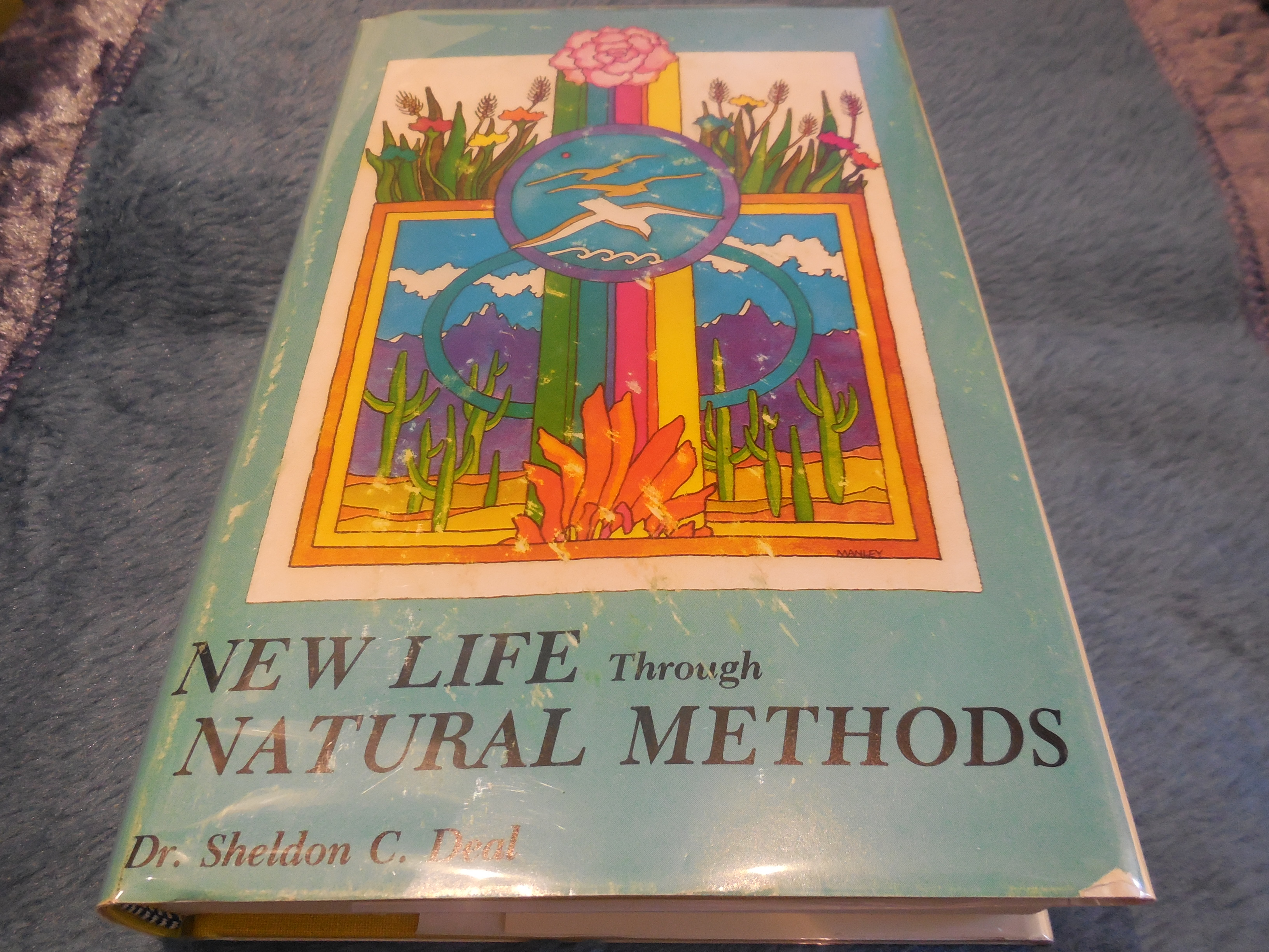 Image for New Life Through Natural Healing Methods