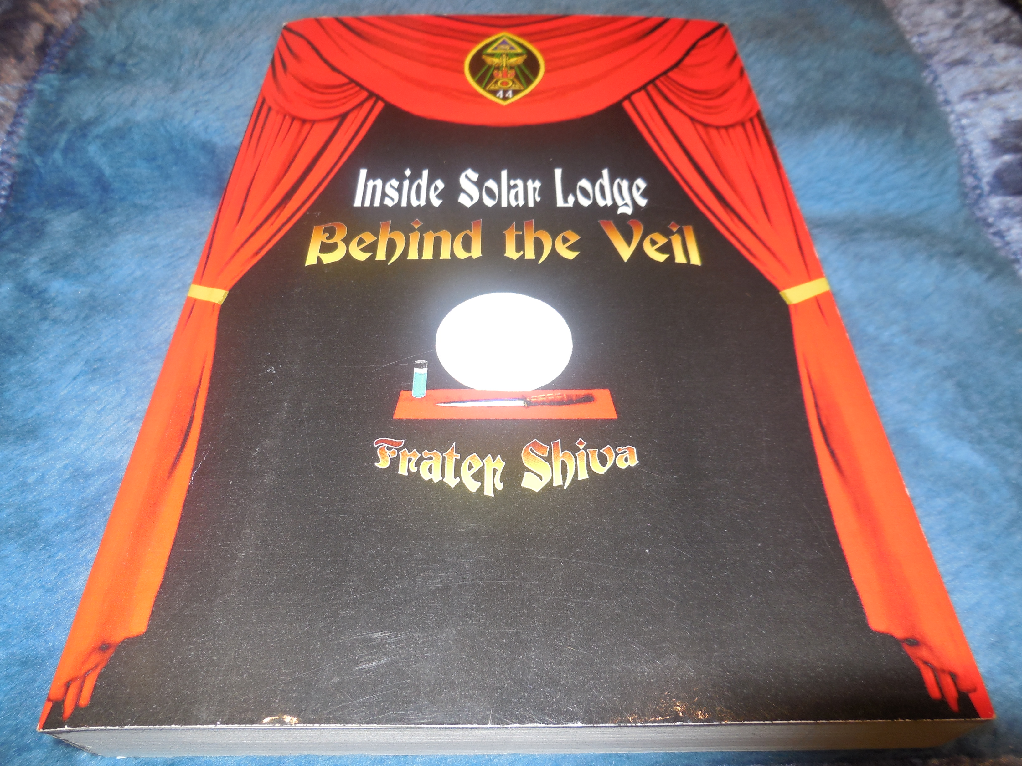 Image for Inside Solar Lodge - Behind the Veil