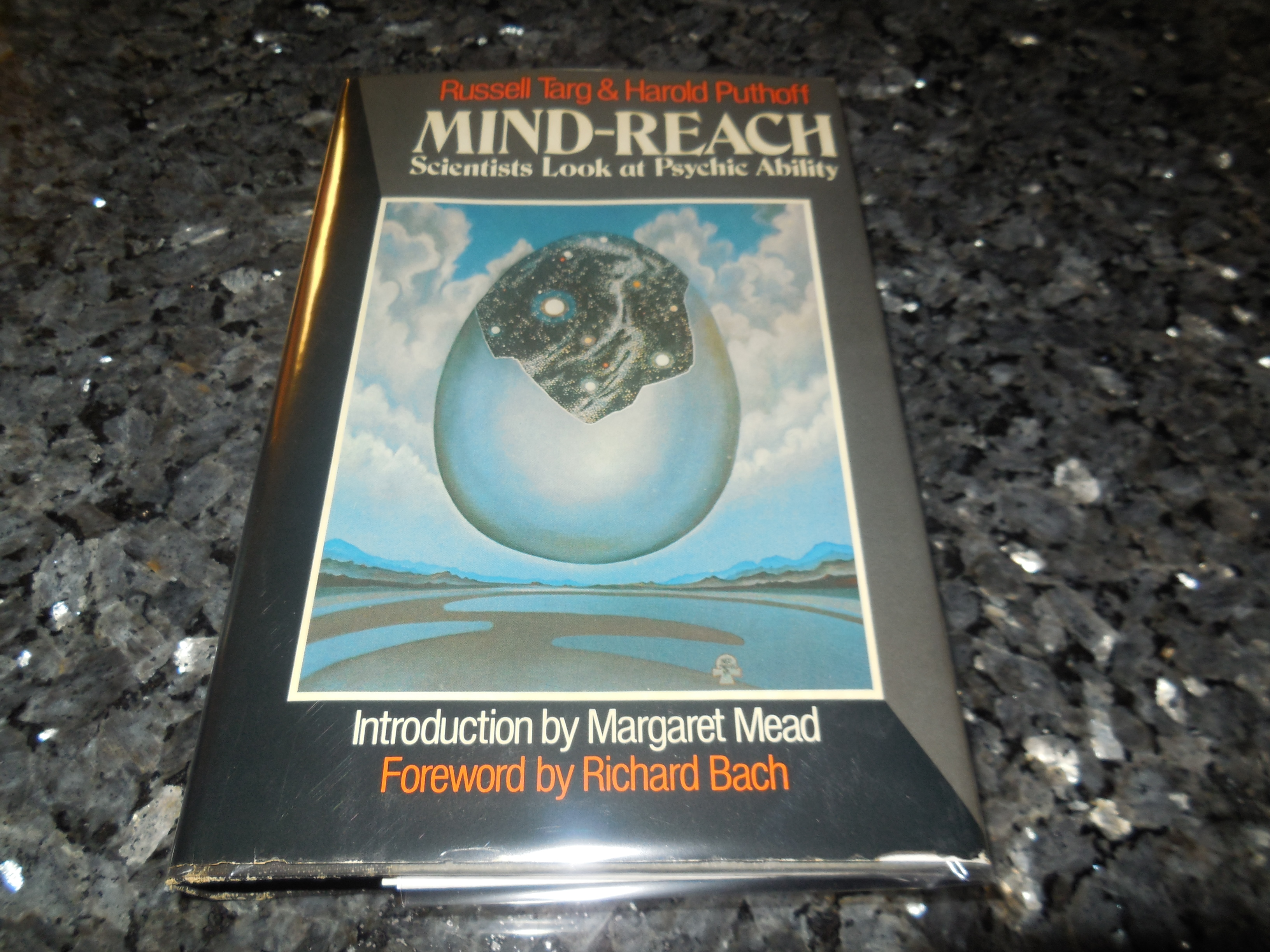 Image for Mind-Reach: Scientists Look at Psychic Ability