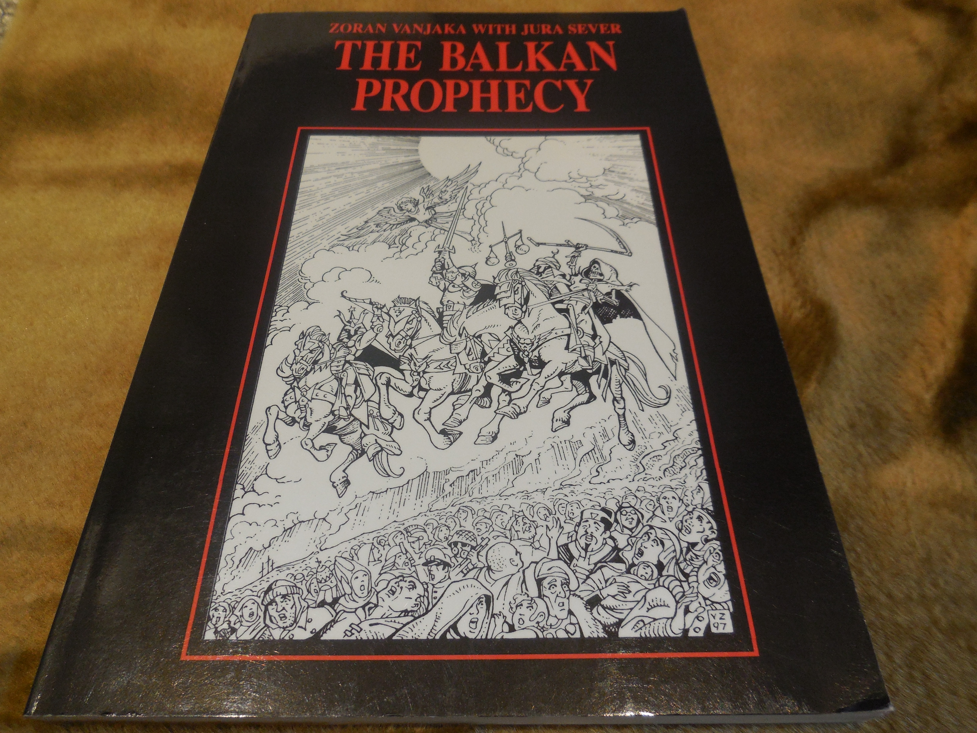 Image for Balkan Prophecy