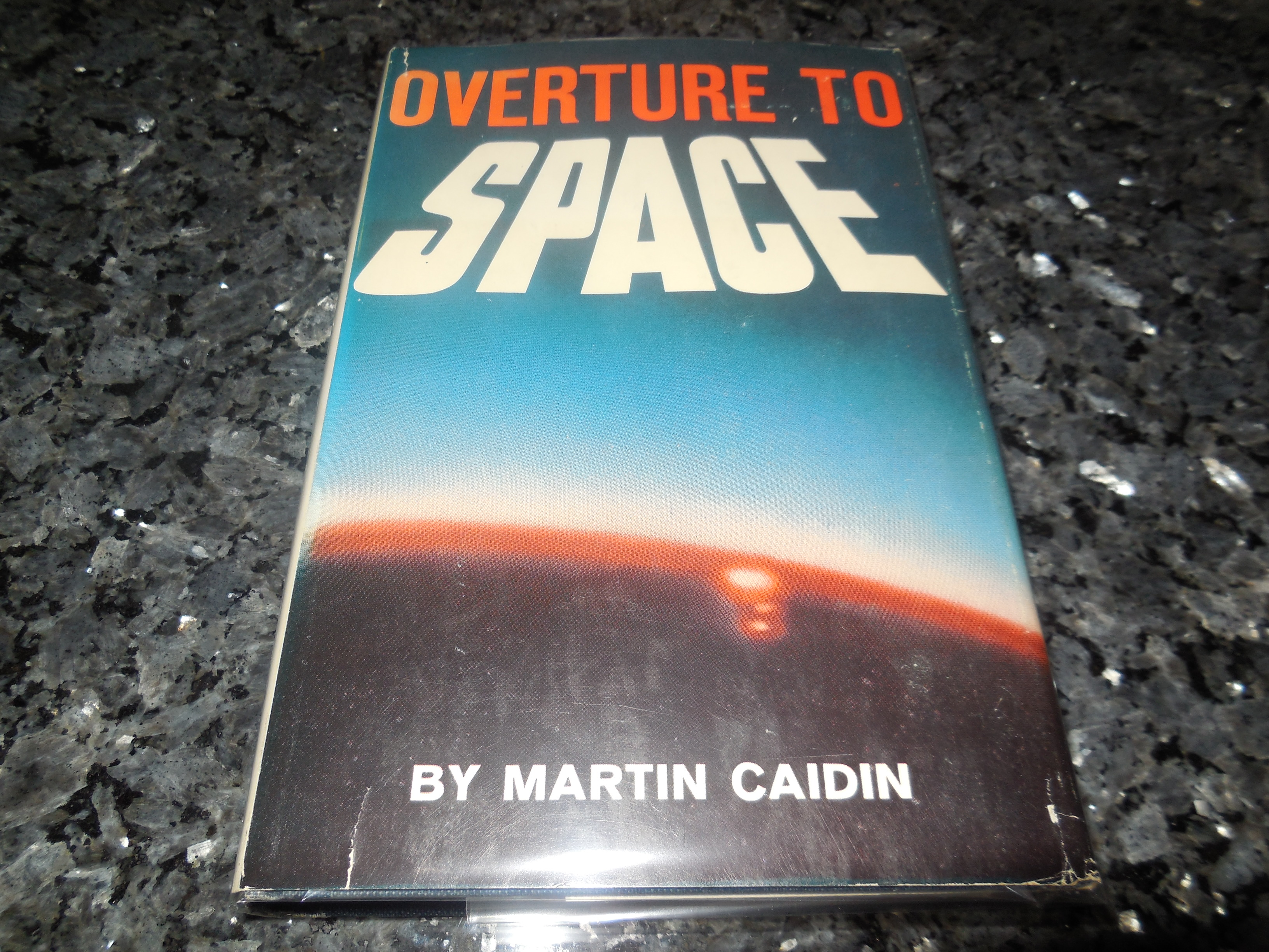 Image for Overture to Space