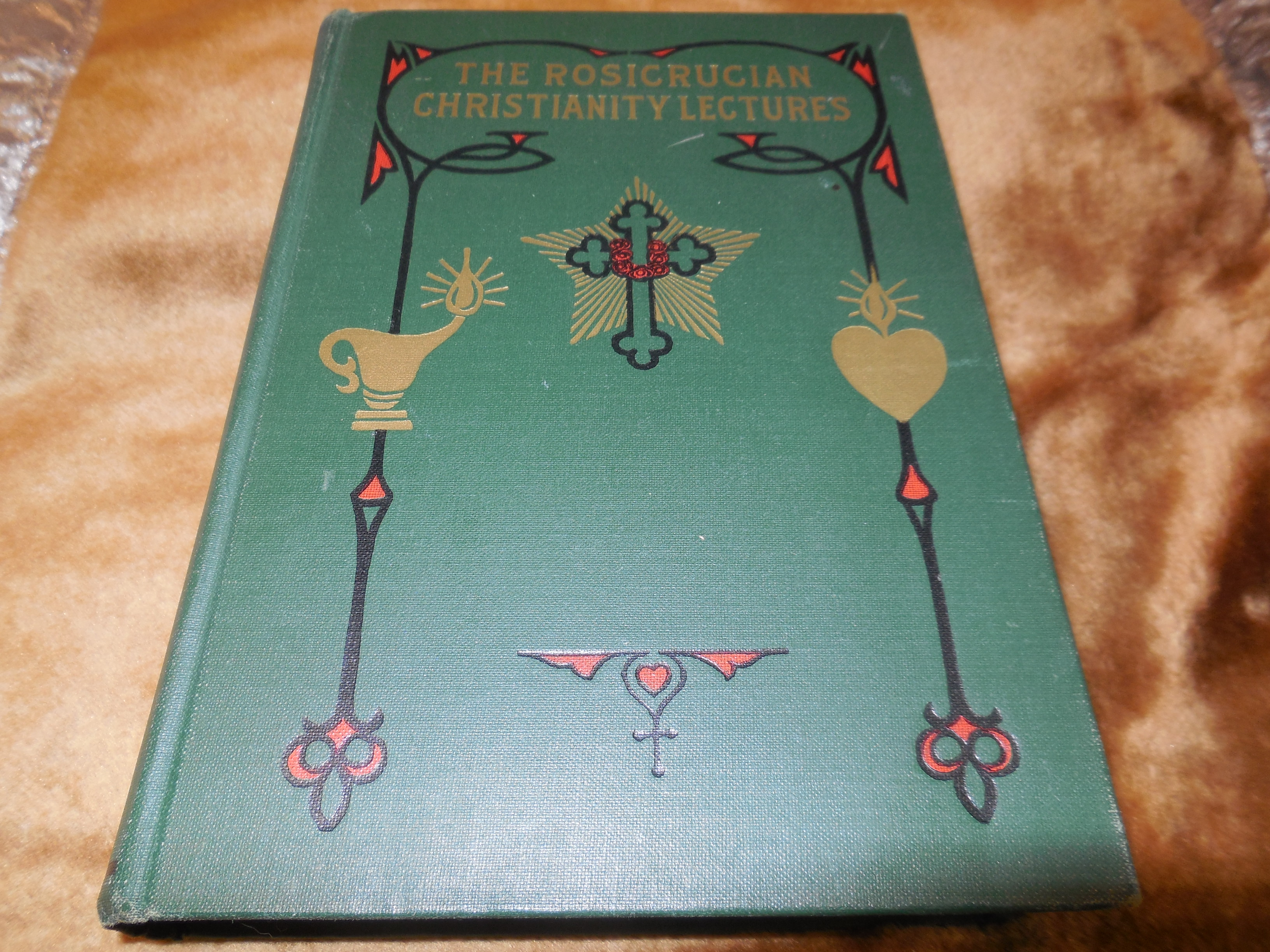 Image for The Rosicrucian Christianity Lectures