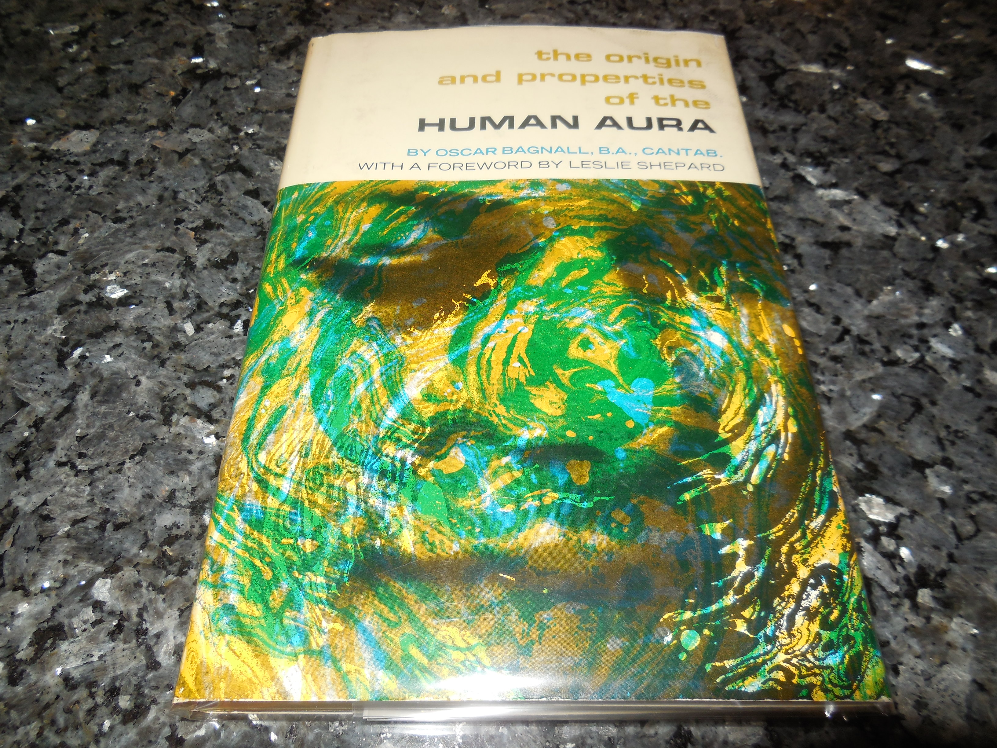 Image for The Origin and Properties Of the Human Aura