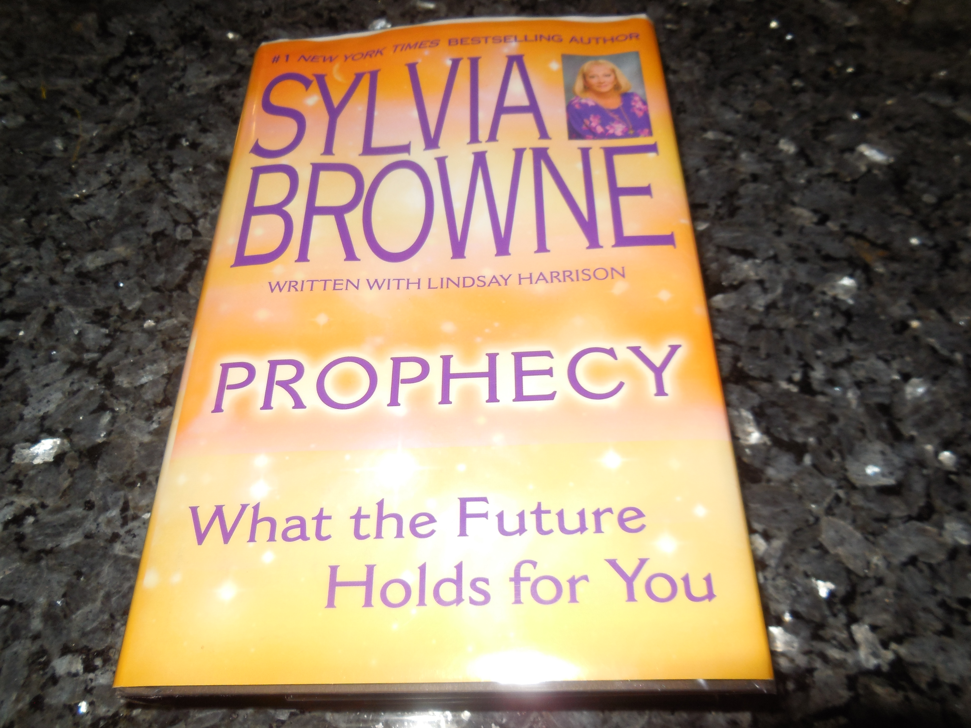 Image for Prophecy; What the Future Holds for You (Large Print Edition)