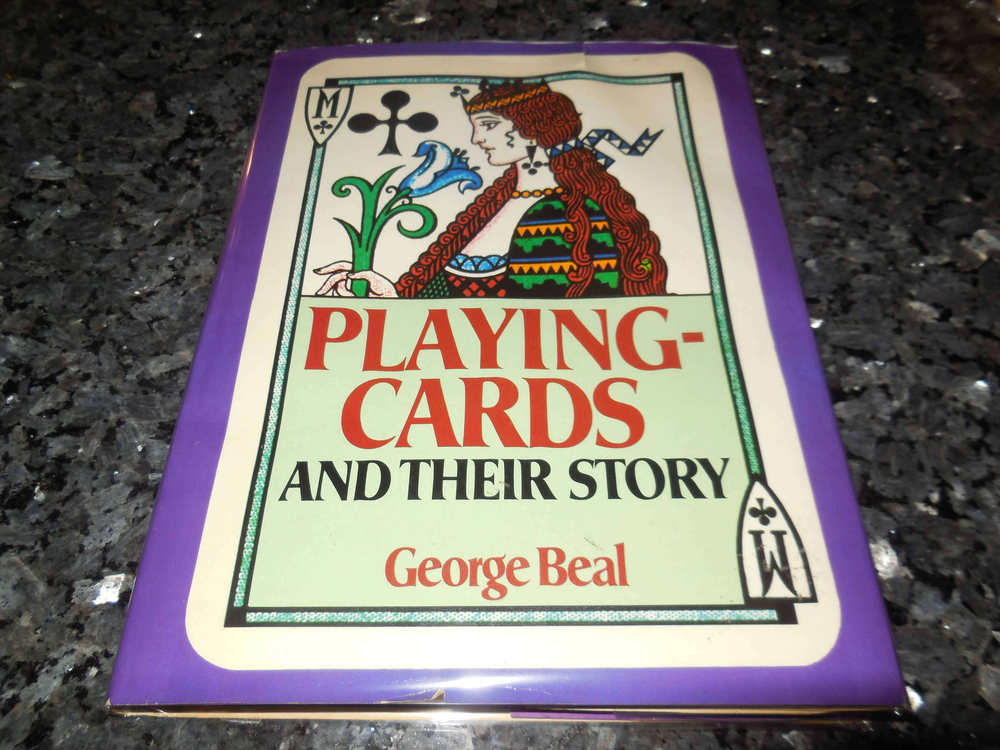Image for Playing Cards and Their Story