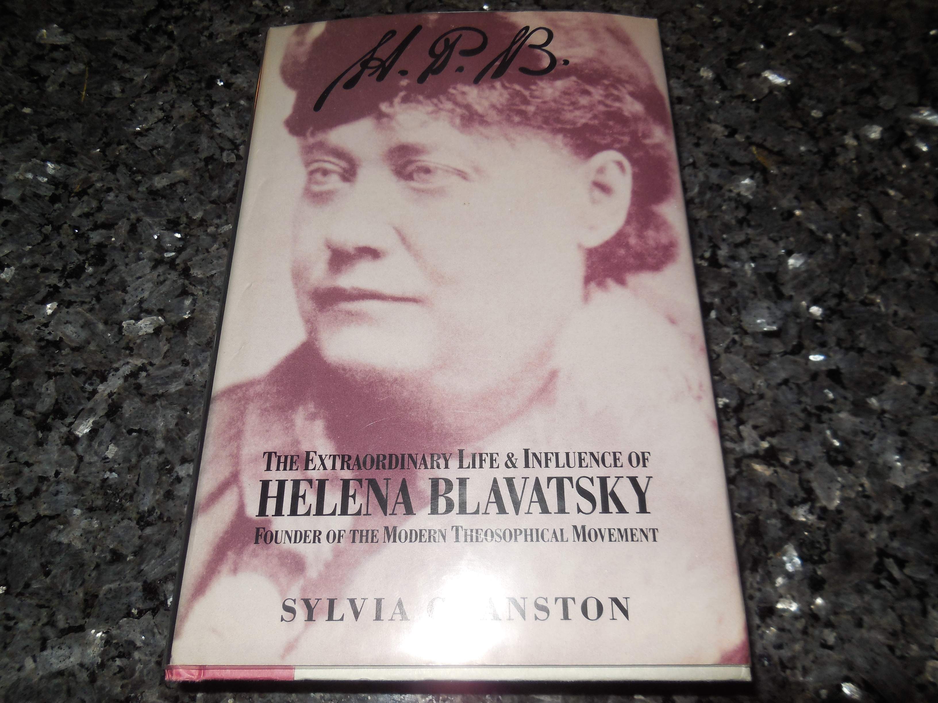 Image for H.P.B. The Extraordinary Life & Influence of Helena Blavatsky Founder of the Modern Theosophical Movement