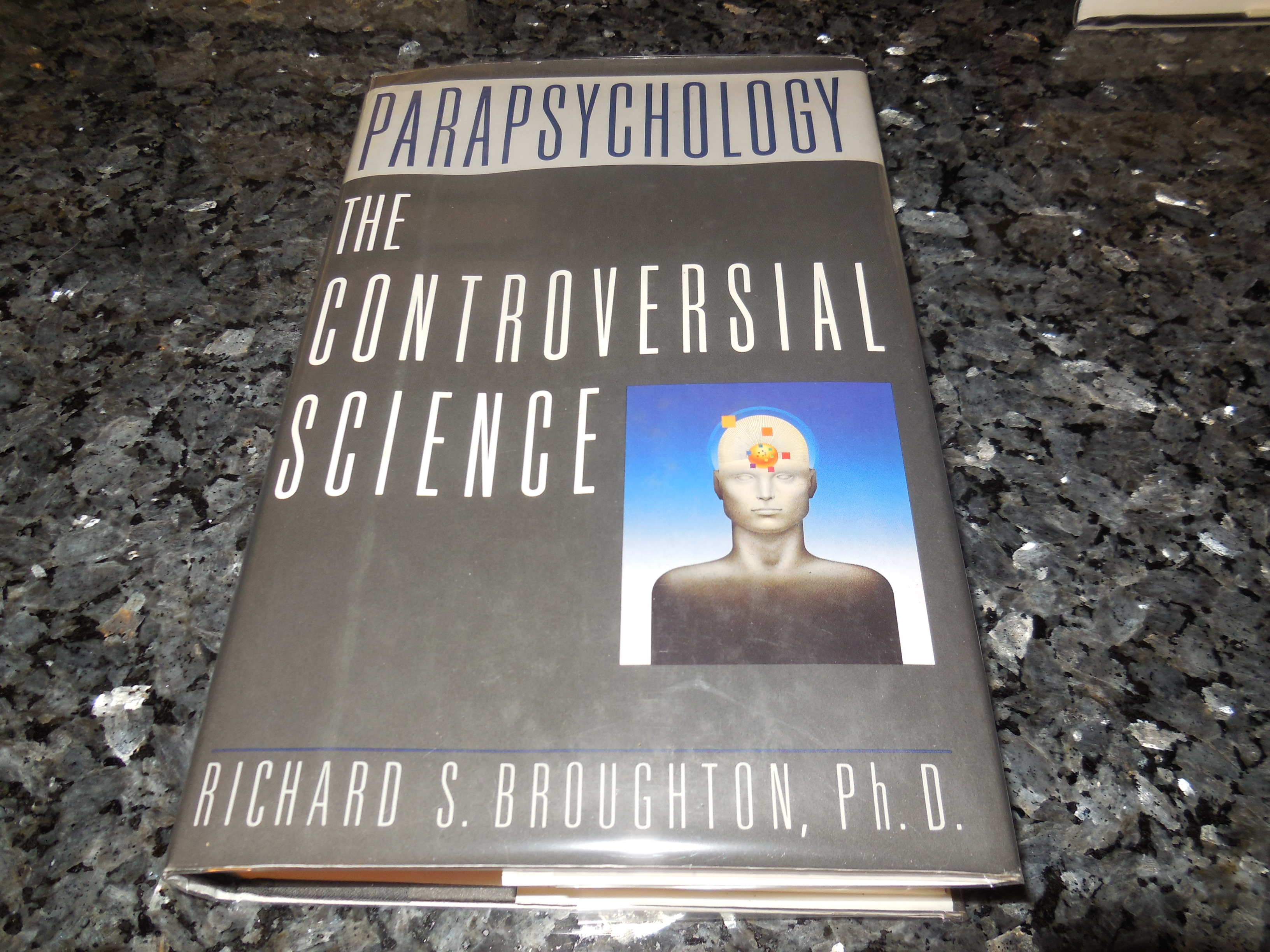 Image for Parapsychology: The Controversial Science