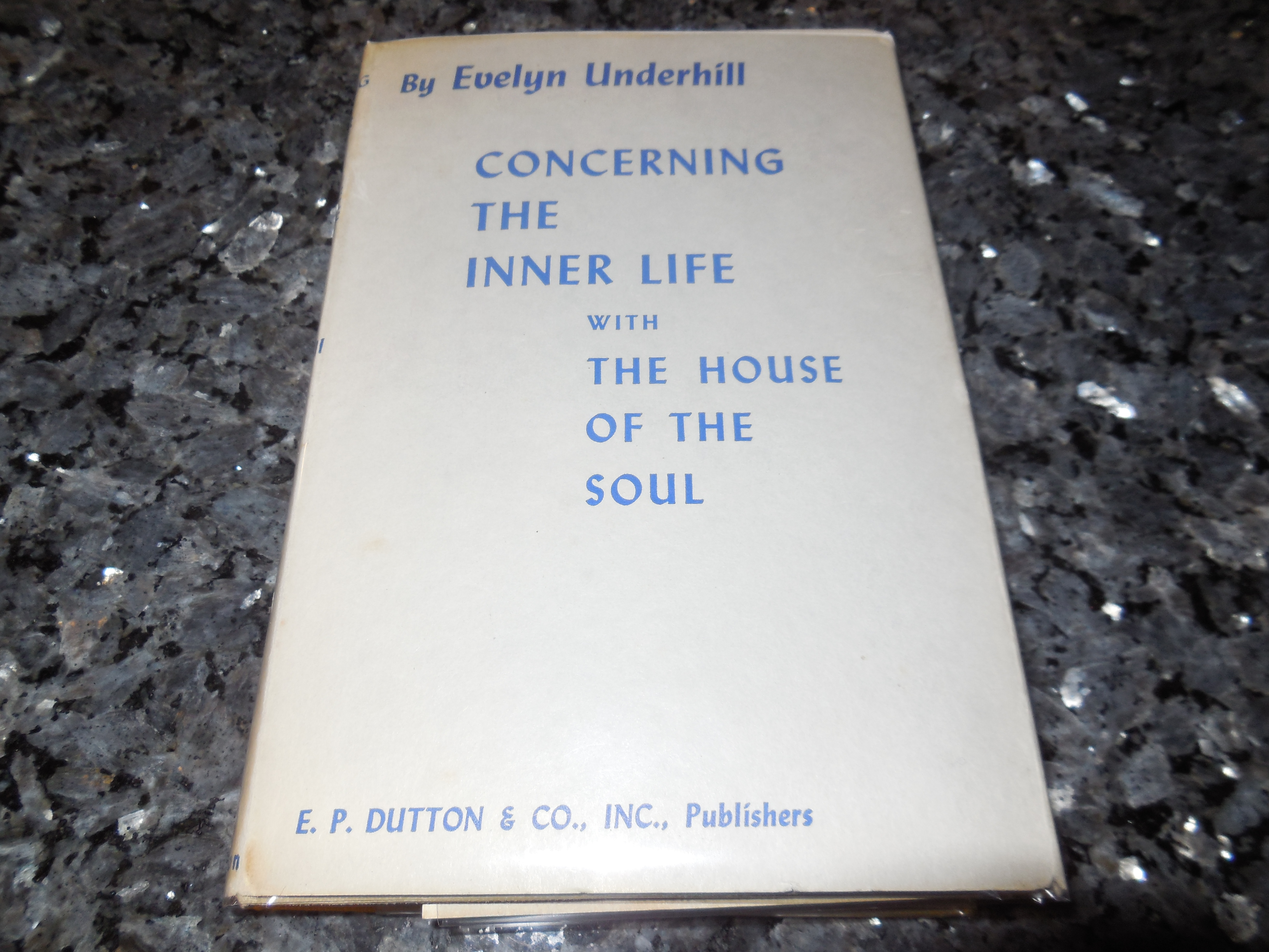 Image for Concerning the Inner Life with the House of the Soul