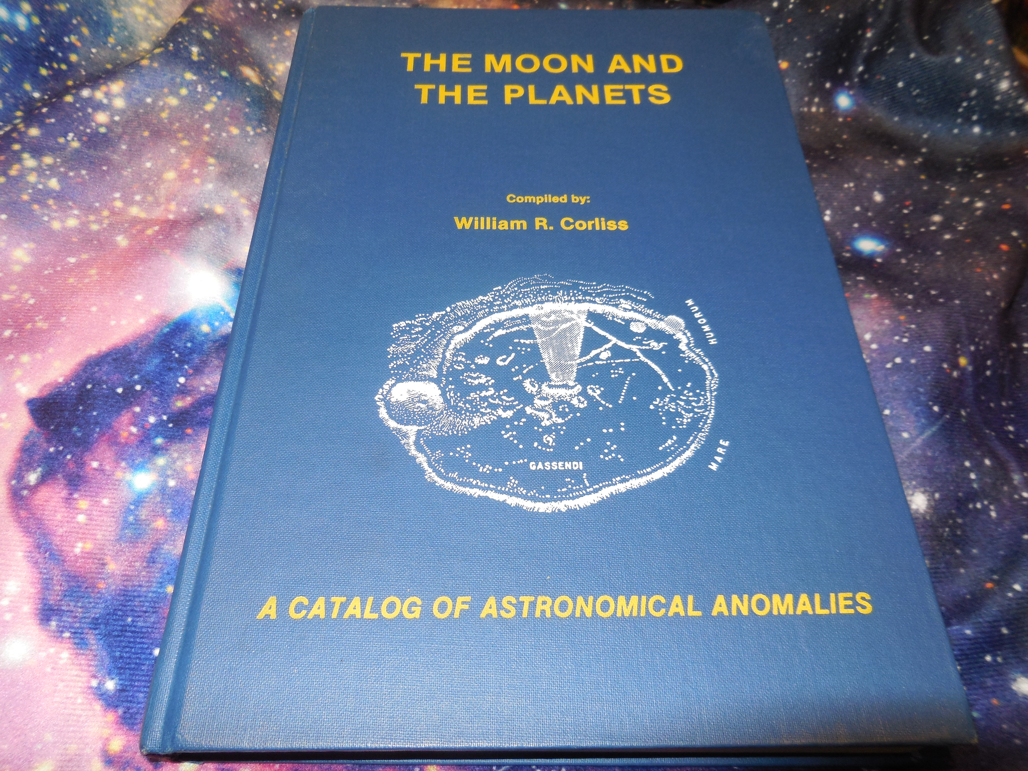 Image for The Moon and the Planets: A Catalog of Astronomical Anomalies