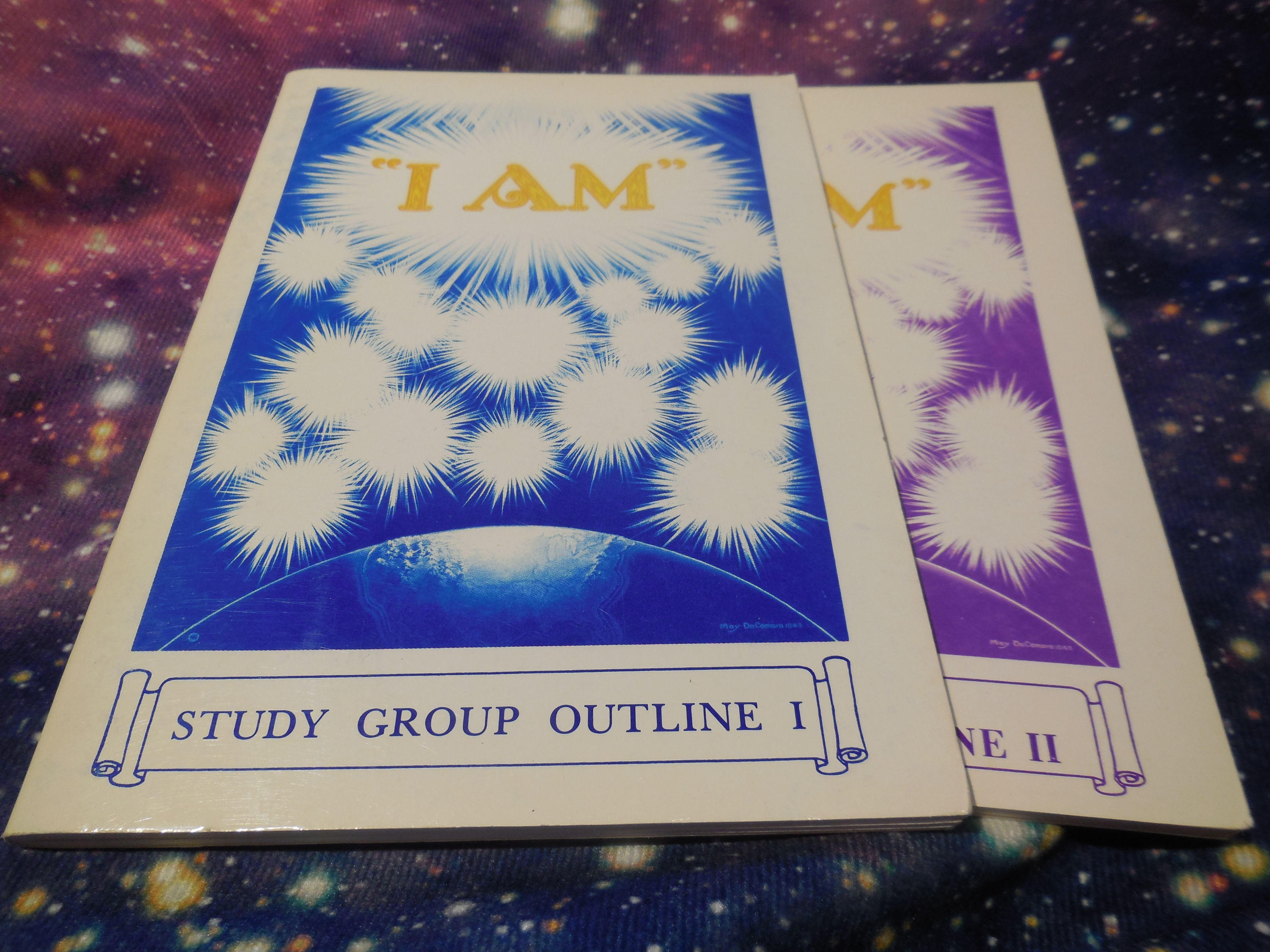 "Image for ""I AM"" Study Group, Outline I and II (2 Volume Set)"