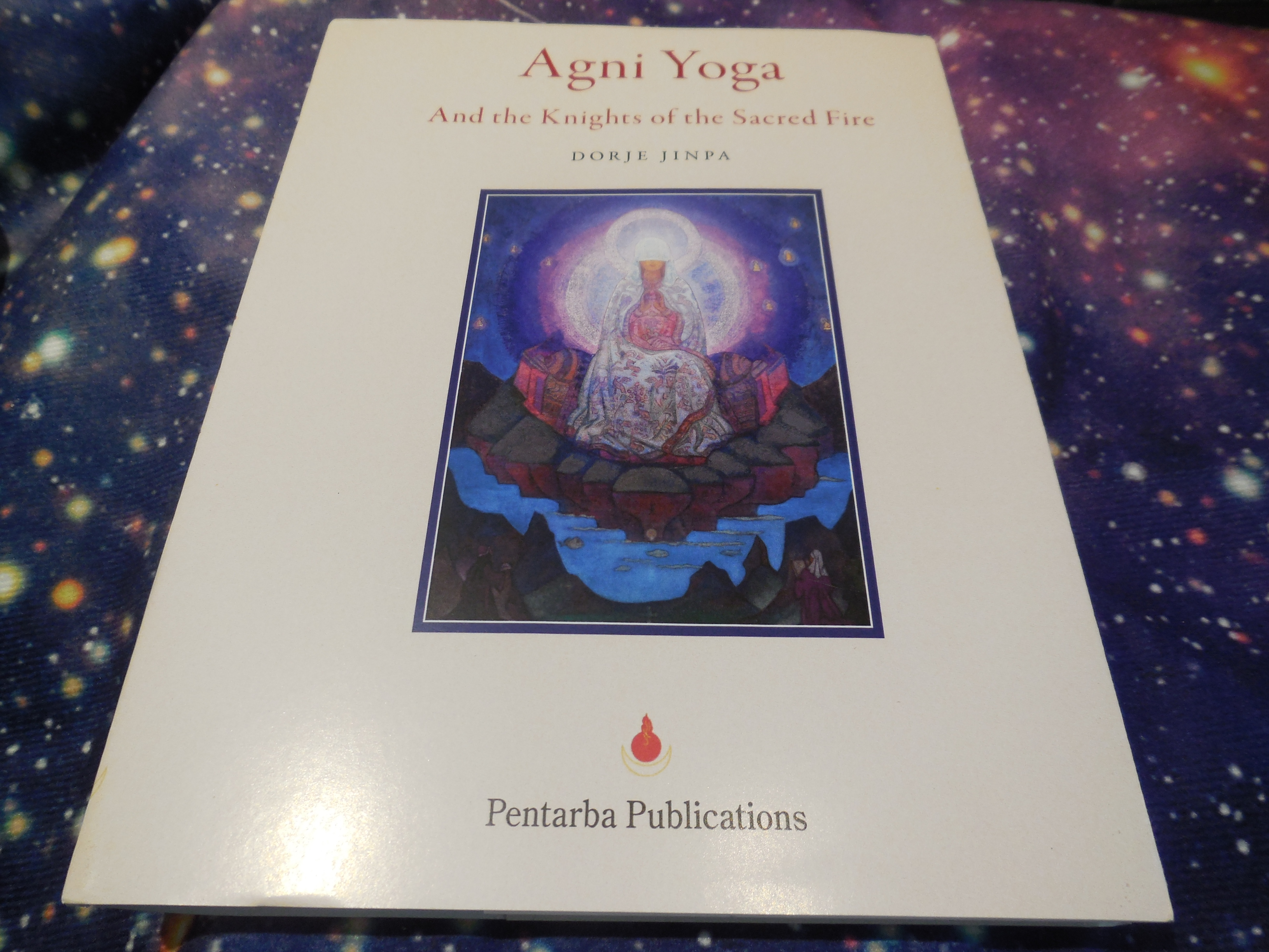 Image for Agni Yoga and the Knights of the Sacred Fire