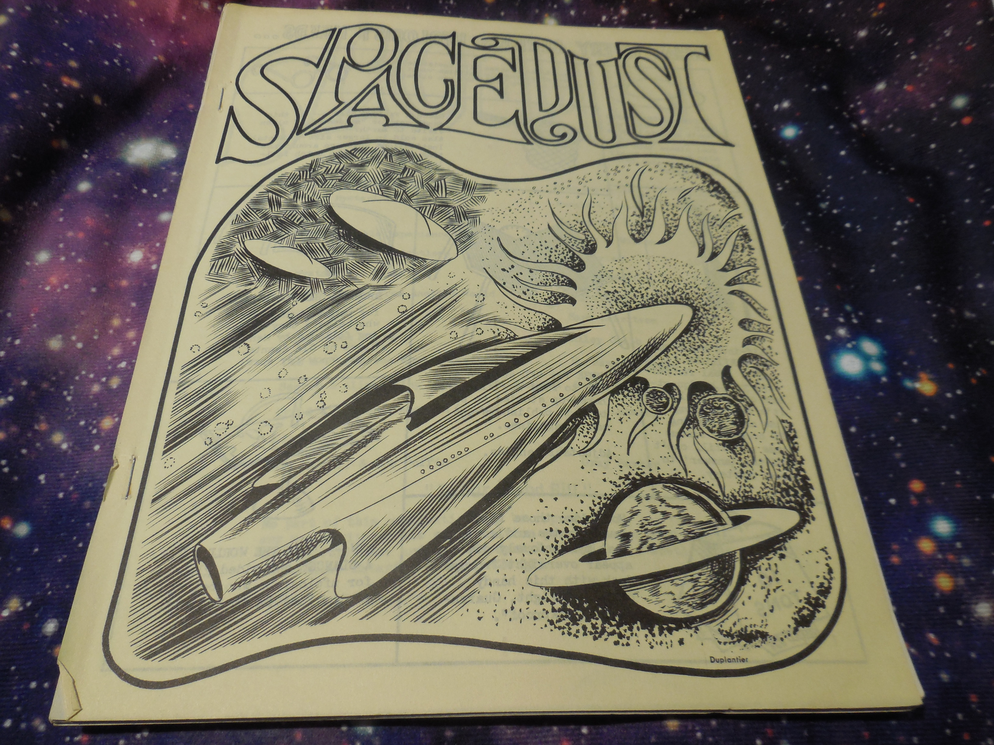 Image for Spacedust