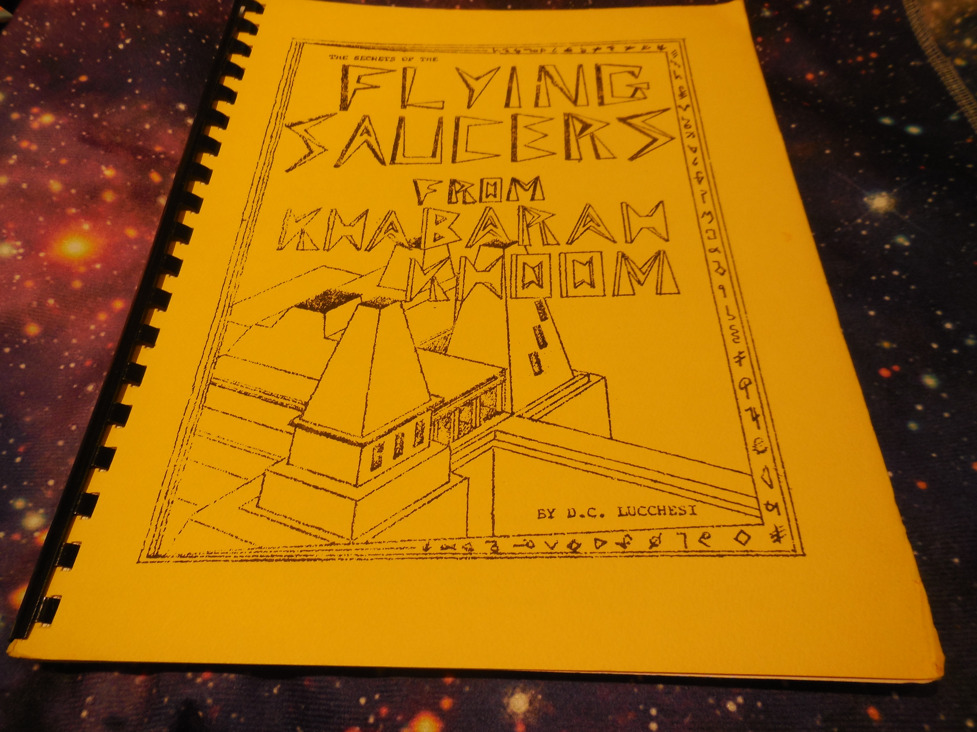 Image for The Secrets of the Flying Saucers From Khabarah Khoom