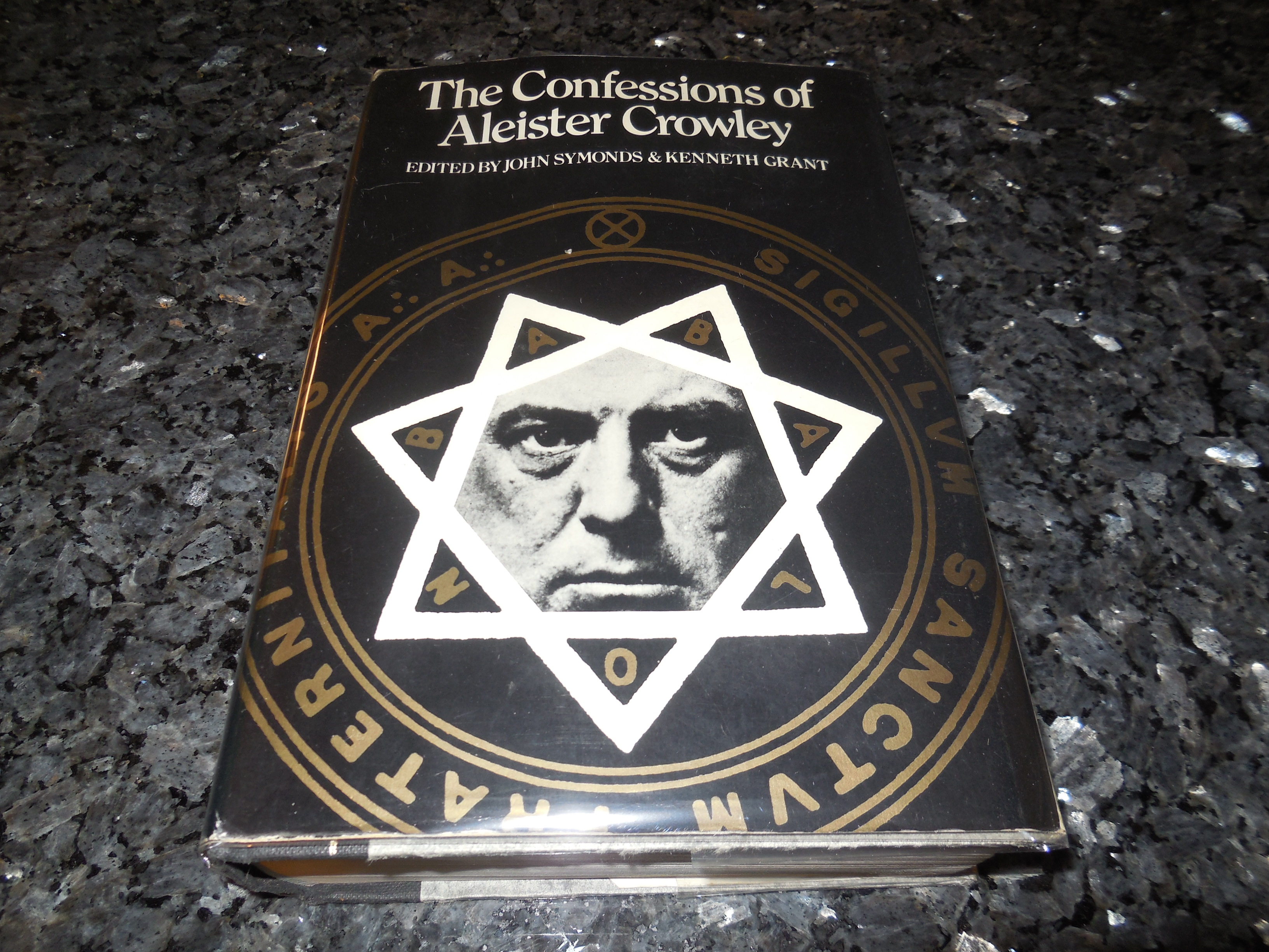 Image for The Confessions of Aleister Crowley: An Autohagiography