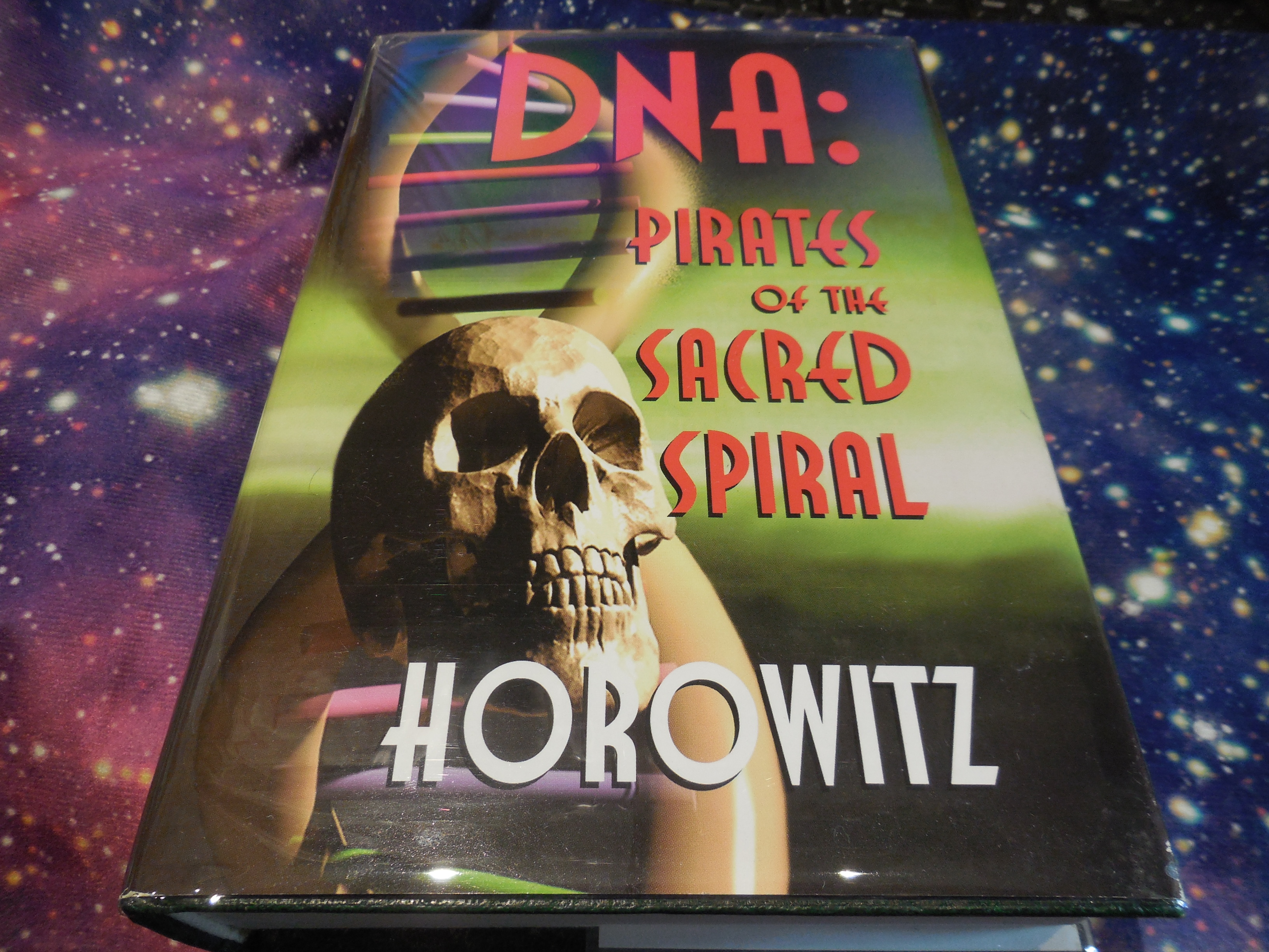 Image for DNA: Pirates Of The Sacred Spiral