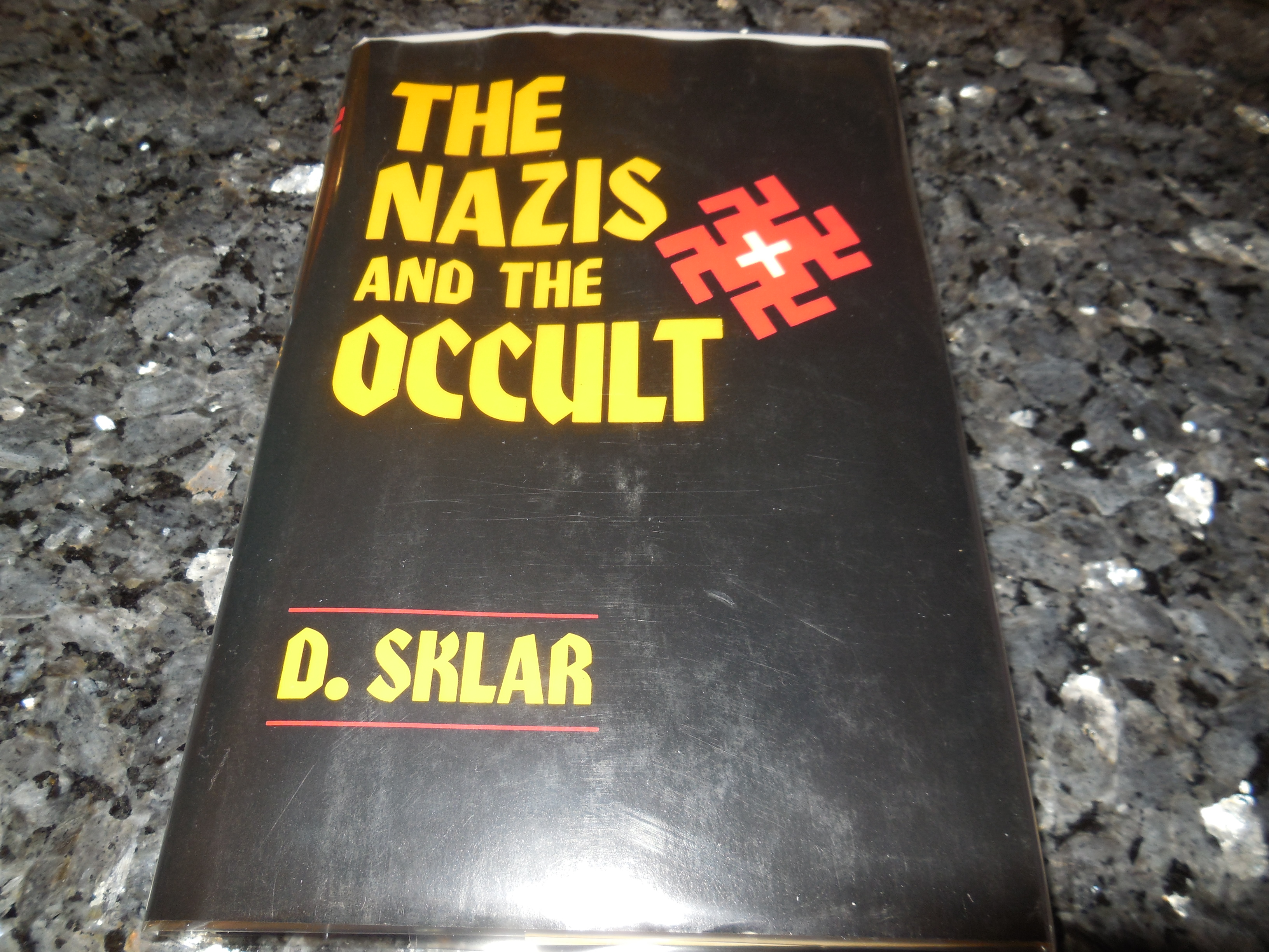 Image for The Nazis and the Occult