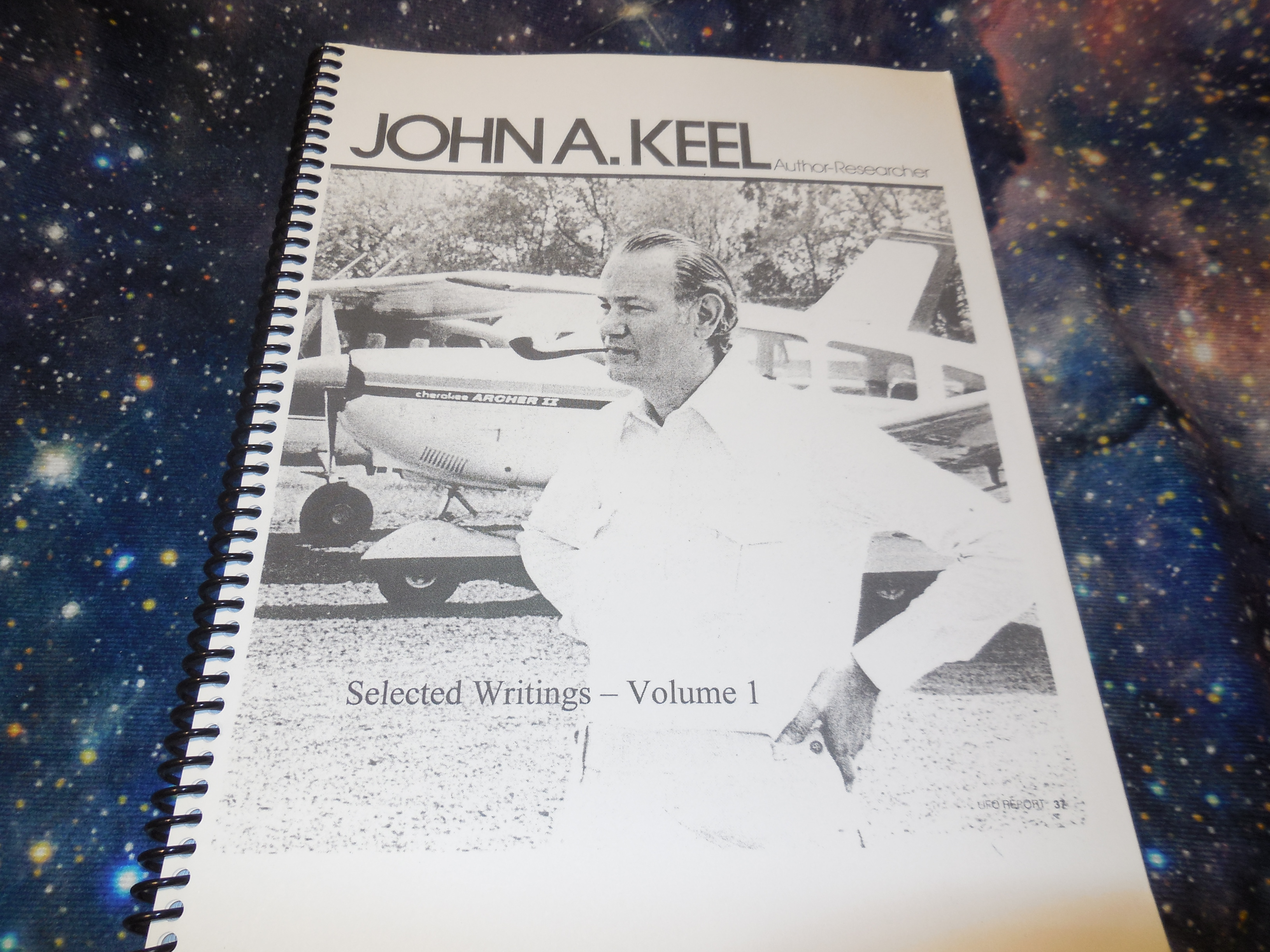 Image for John A. Keel, Selected Writings, Volume 1