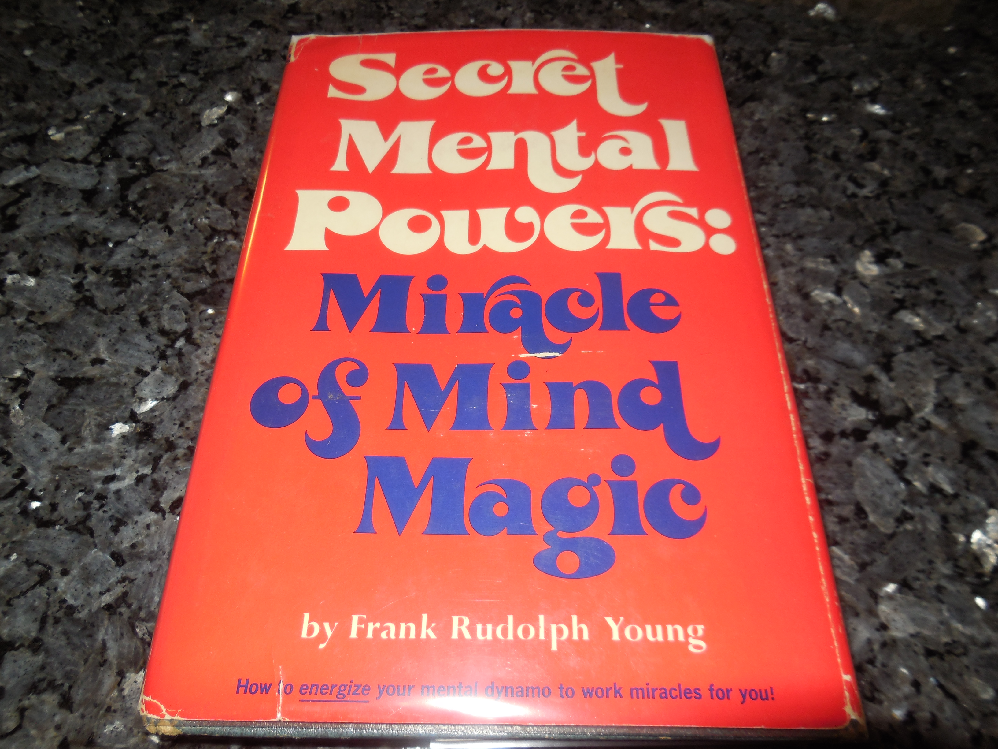 Image for Secret Mental Powers: Miracle of Mind Magic