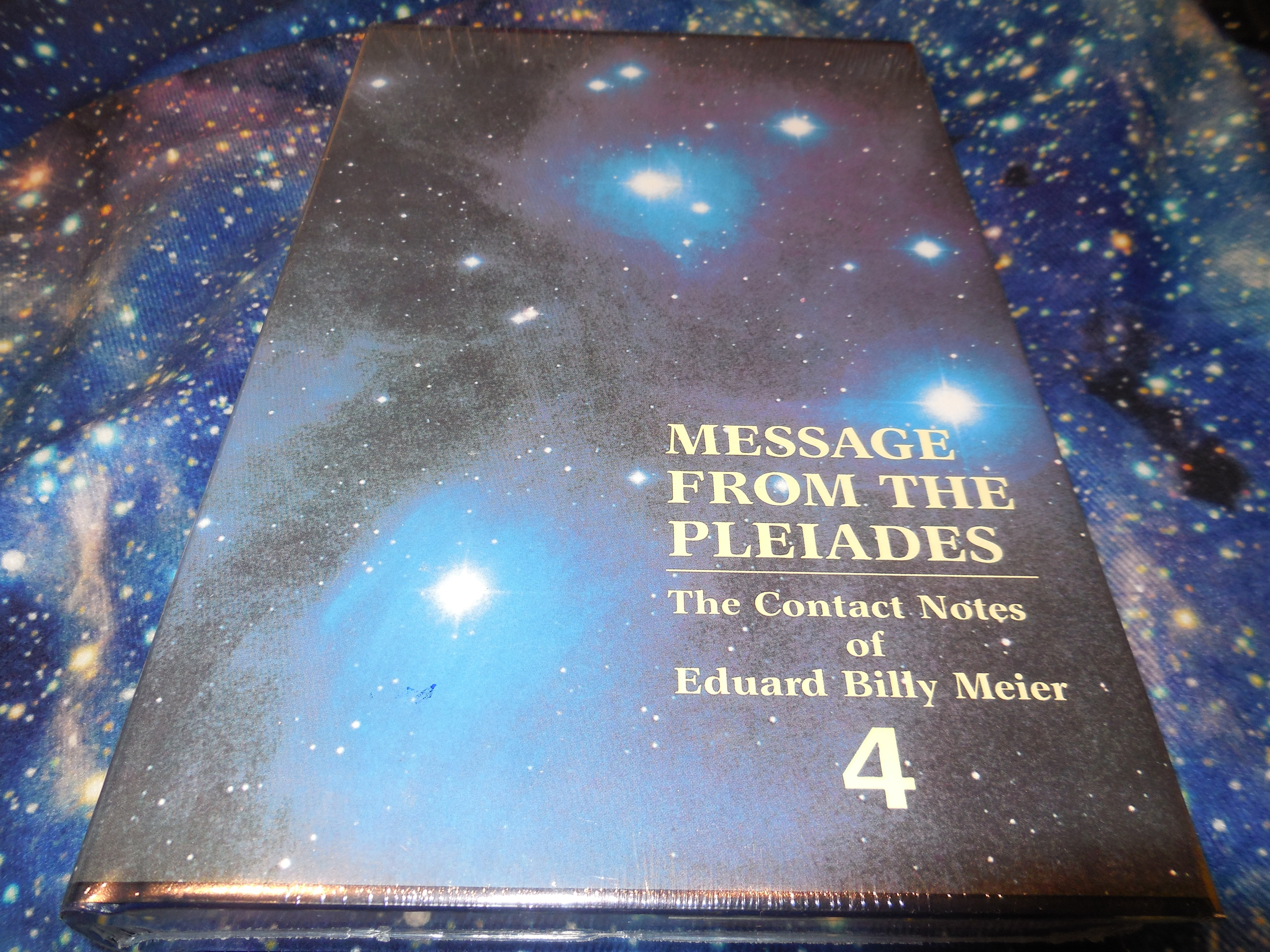 Image for Message from the Pleiades: Contact Notes of Eduard Billy Meier, Volume 2